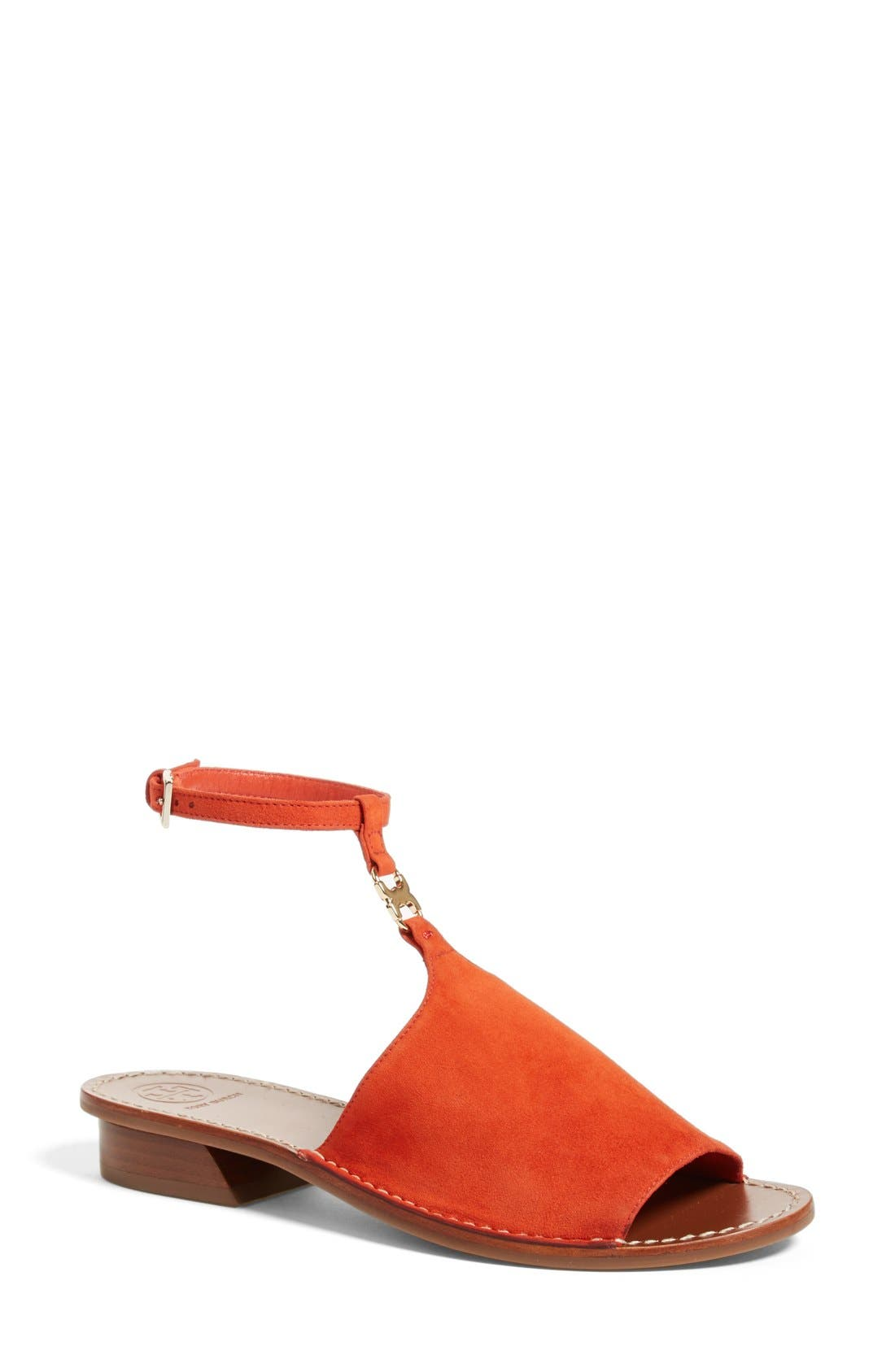 ,                             'Gemini Link' Ankle Strap Sandal,                             Main thumbnail 6, color,                             615