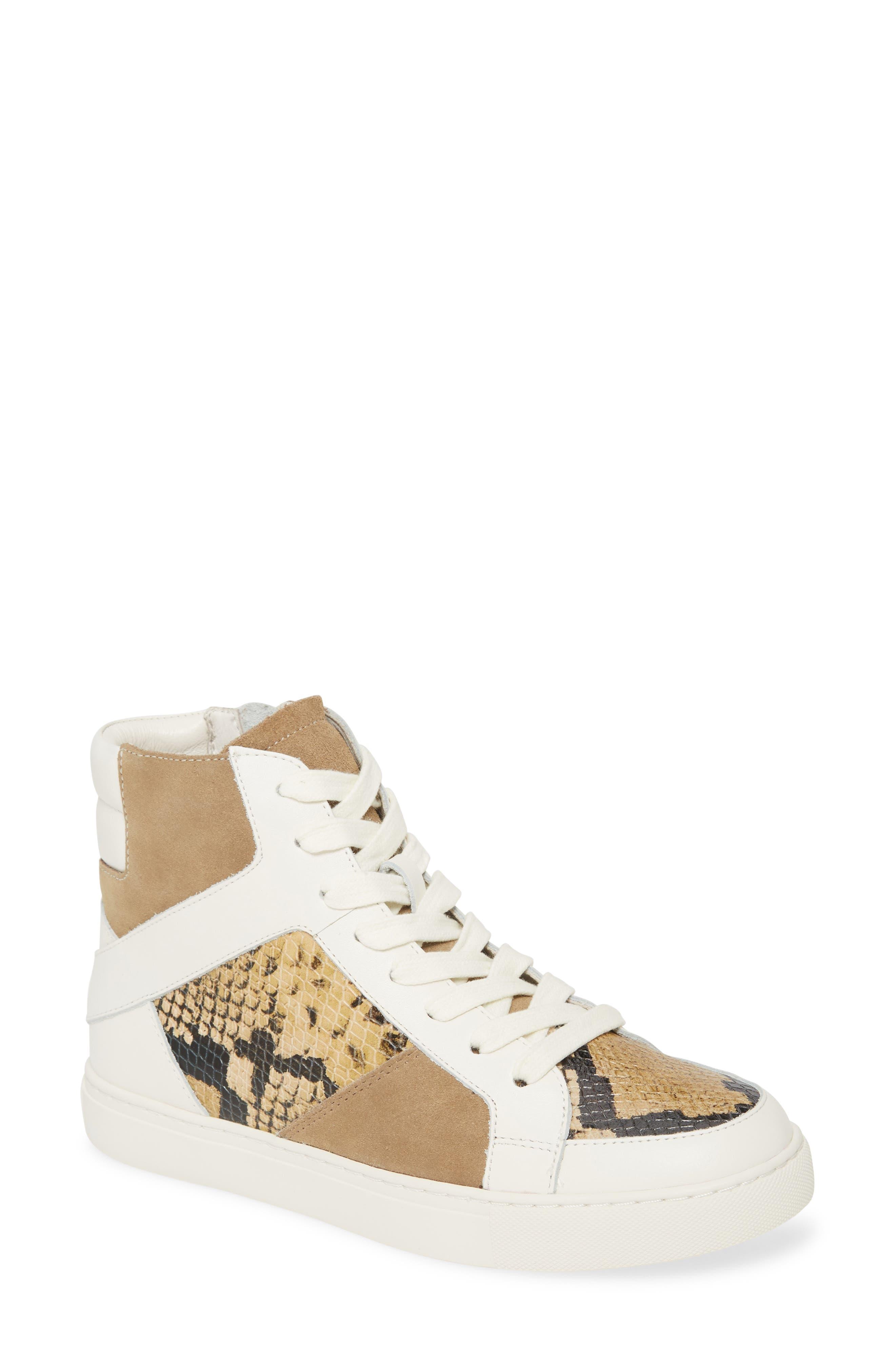 Toss Up High Top Sneaker