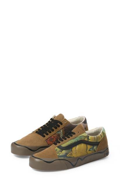 Vans Sneakers X MOMA SALVADOR DALI OLD SKOOL TWIST SNEAKER