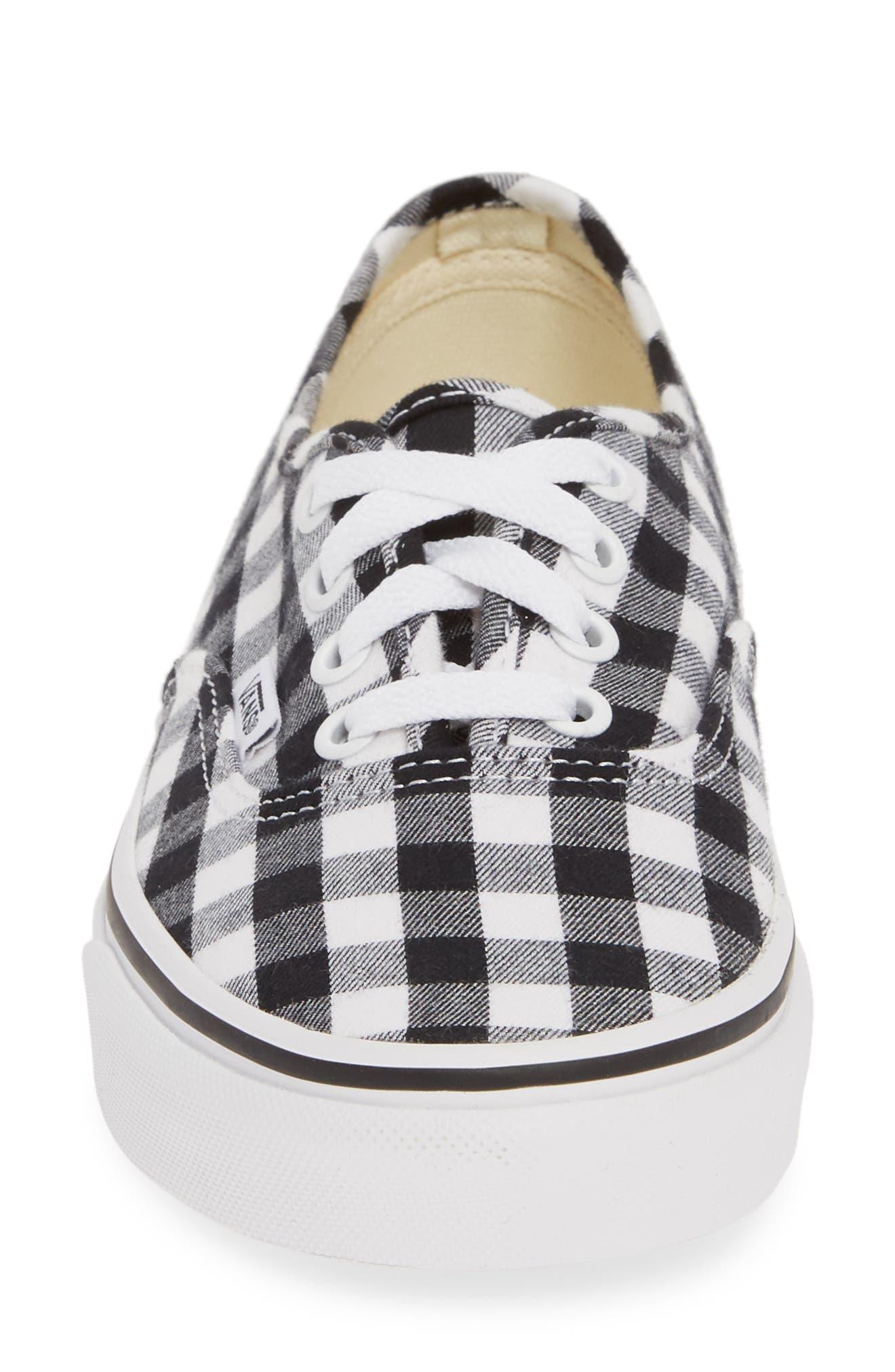 ,                             'Authentic' Sneaker,                             Alternate thumbnail 123, color,                             011