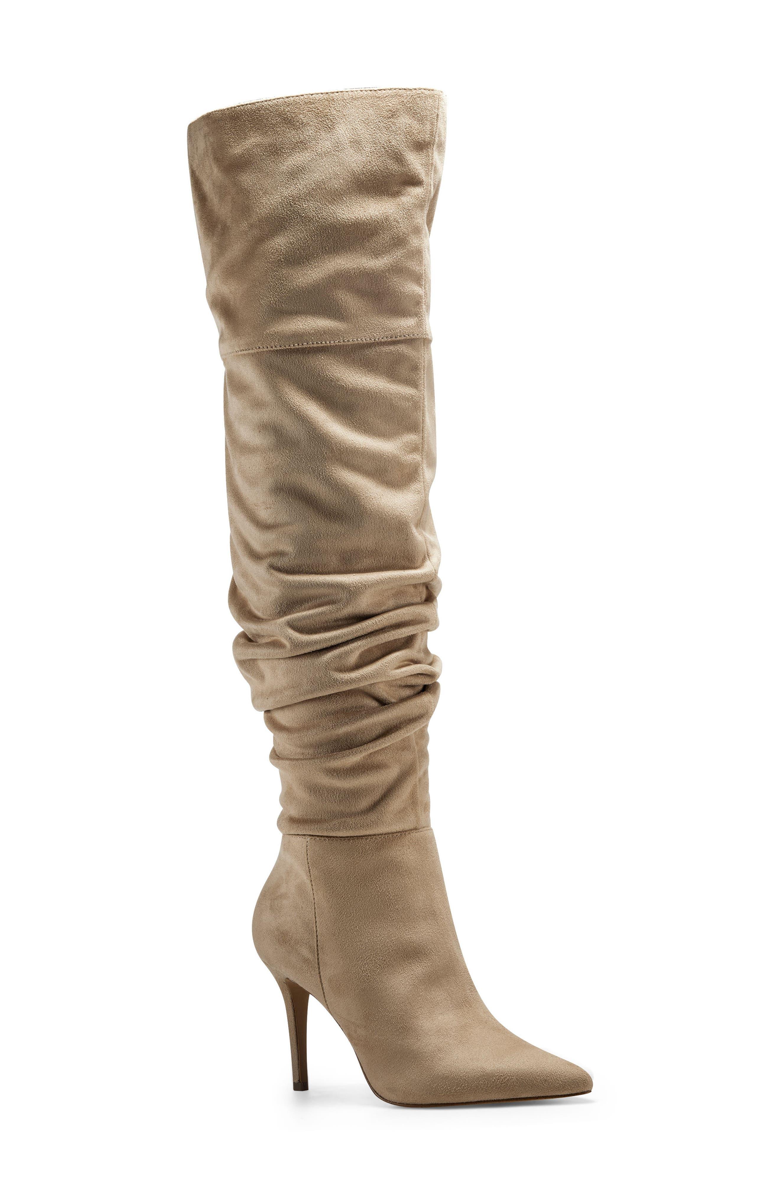 Aleta Thigh High Boot
