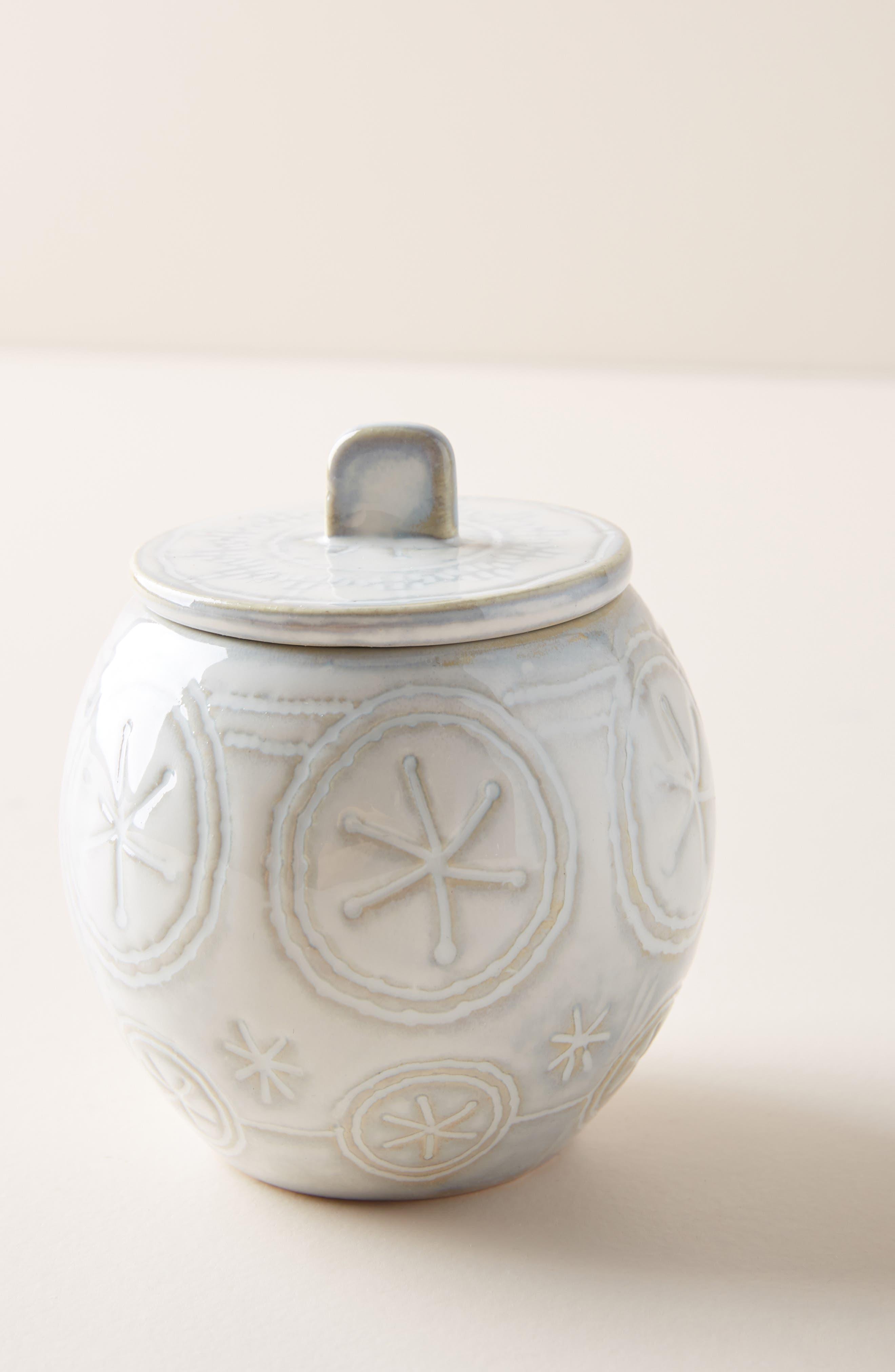 anthropologie uret sugar bowl
