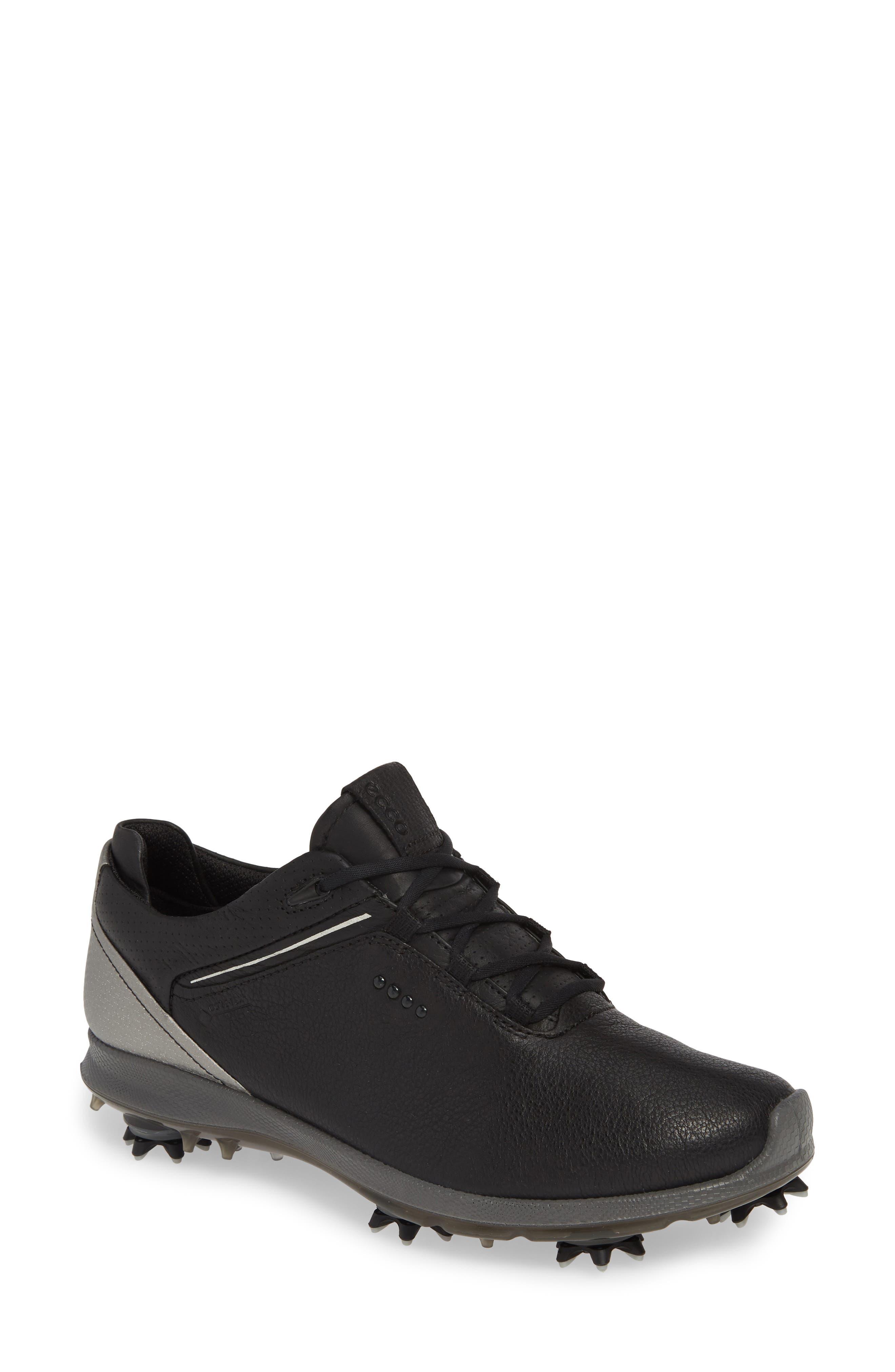 Ecco Biom G 2 Free Gore-Tex Golf Shoe, Black
