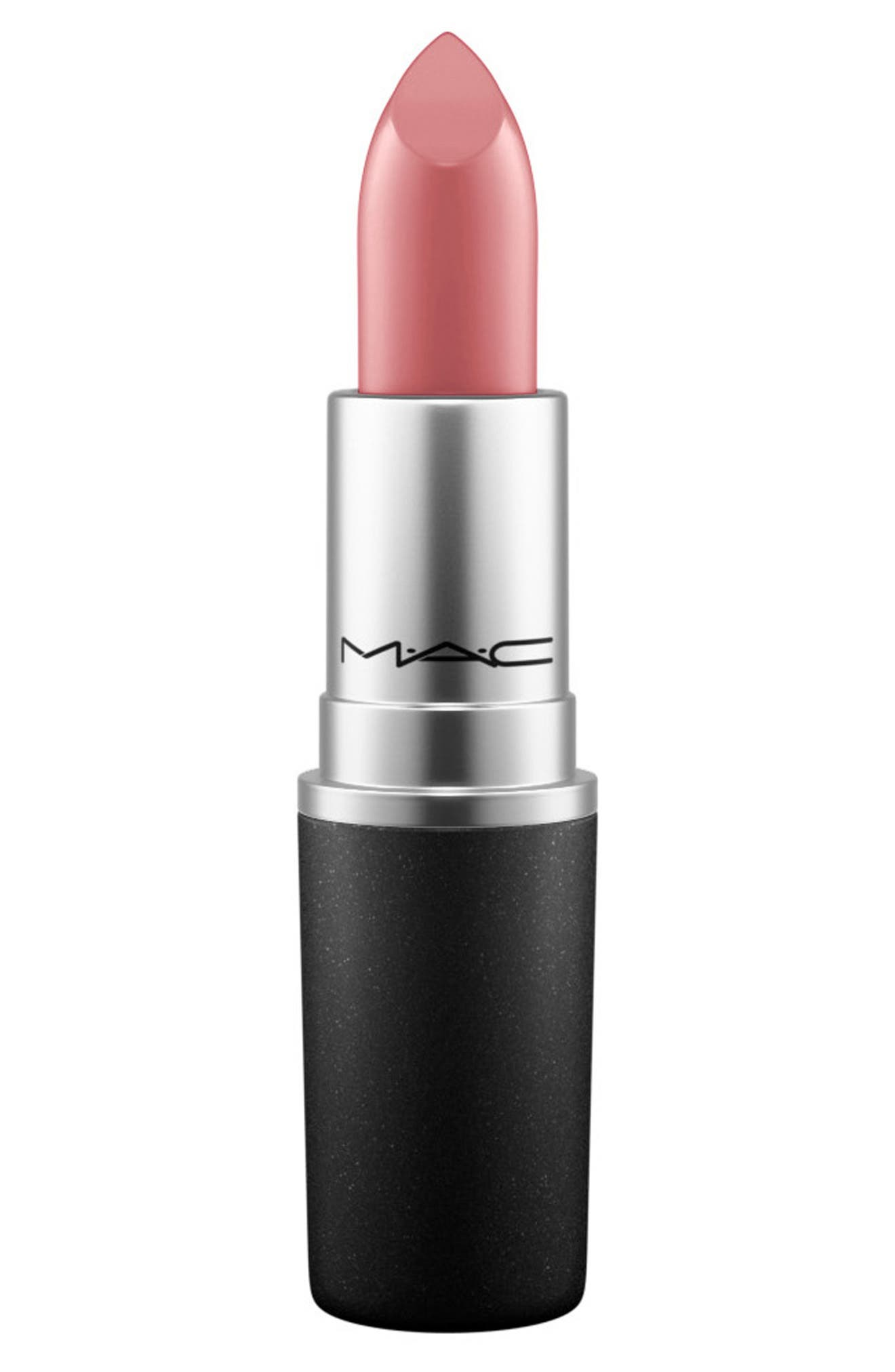 ,                             MAC Strip Down Nude Lipstick,                             Main thumbnail 154, color,                             199