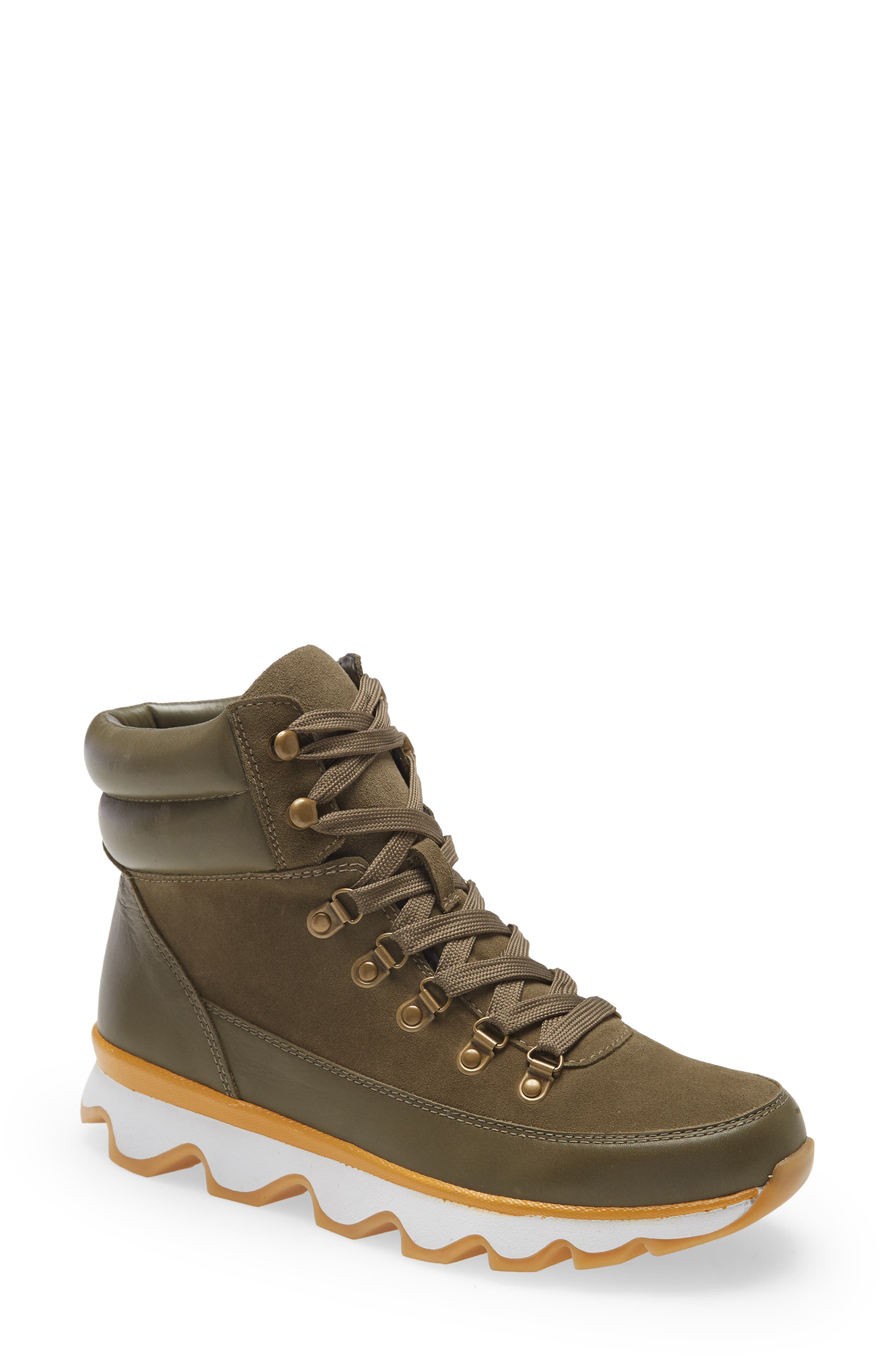 Shaker Waterproof Winter Boot