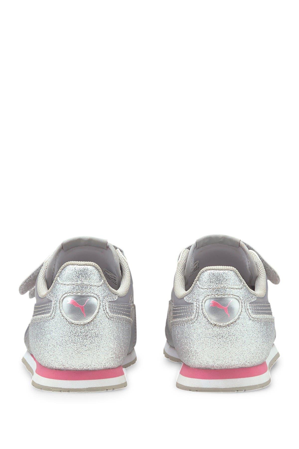 Image of PUMA Cabana Racer Glitz V Sneaker