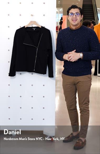 Asymmetrical Zip Jacket, sales video thumbnail