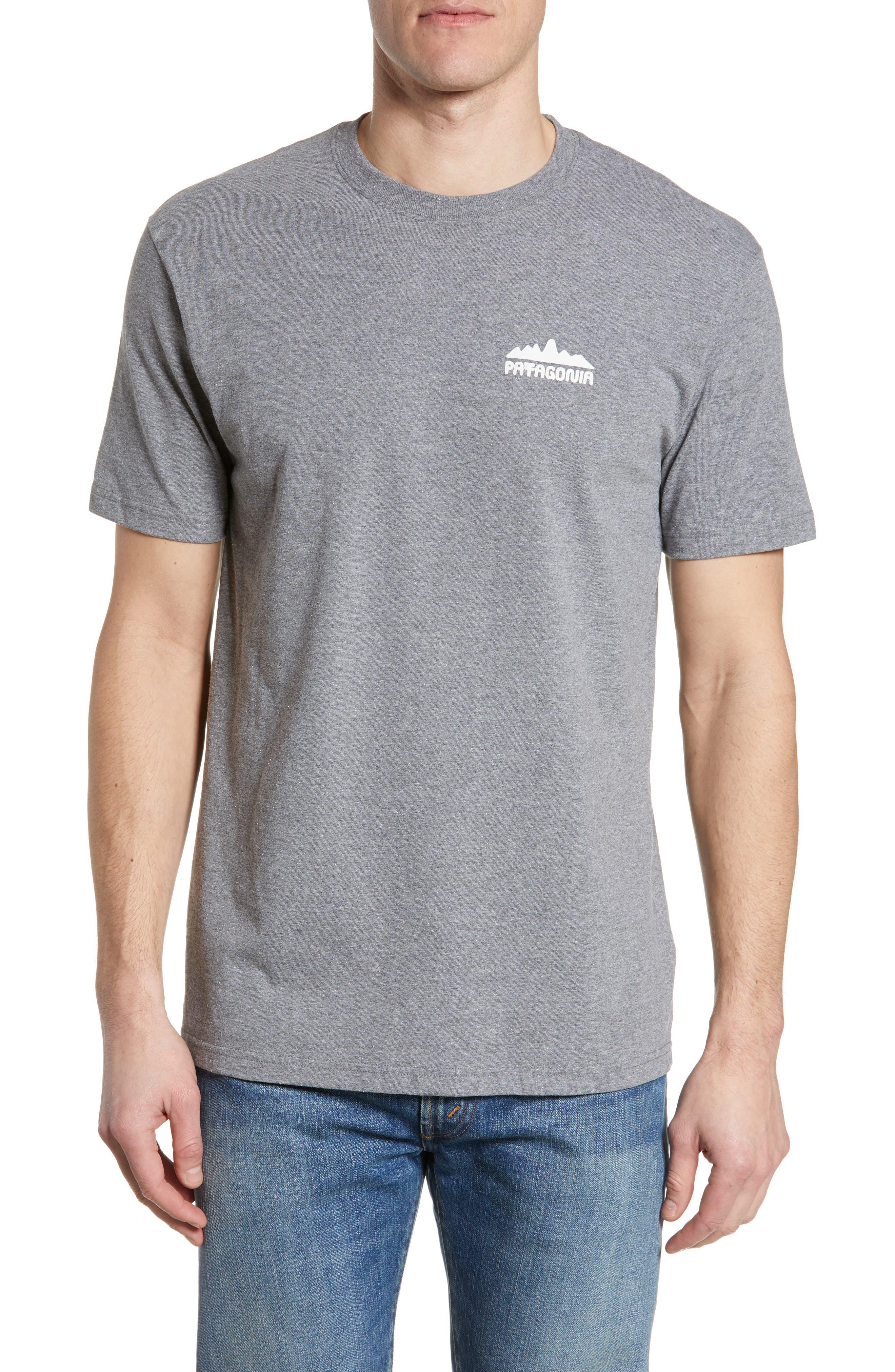 Patagonia Partyledge Responsibili-Tee T-Shirt, Grey