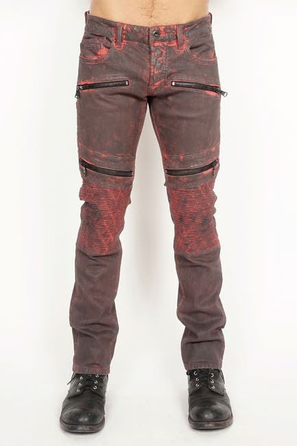 Image of Cult Of Individuality Greaser Moto Jeans