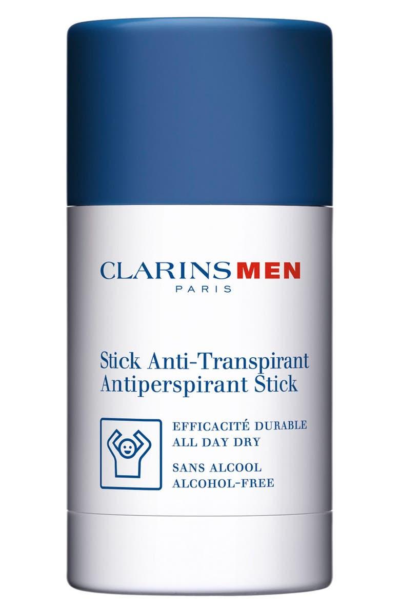 CLARINS Men Antiperspirant Deodorant Stick, Main, color, 000
