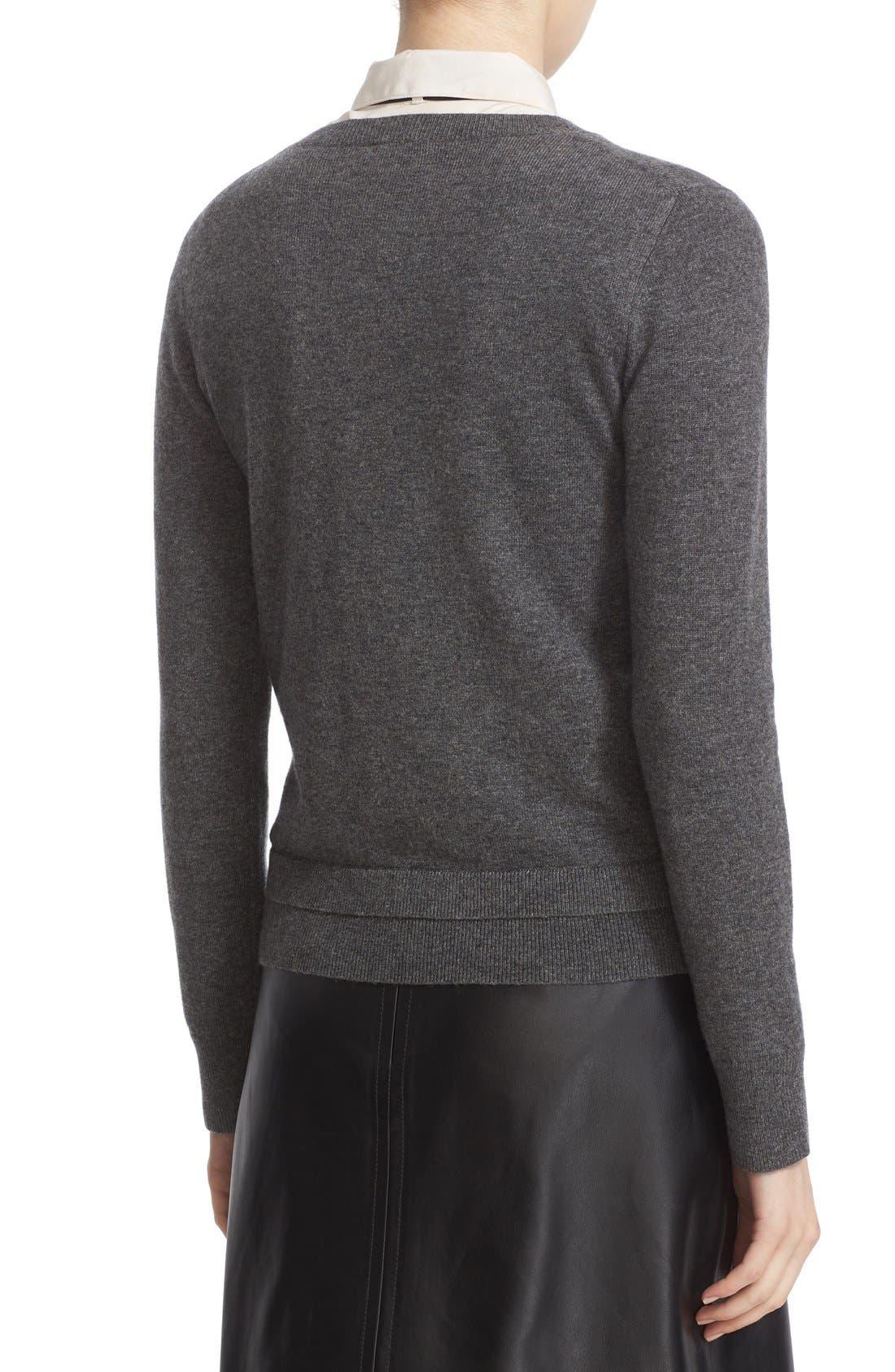 ,                             embellished sweater,                             Alternate thumbnail 7, color,                             031