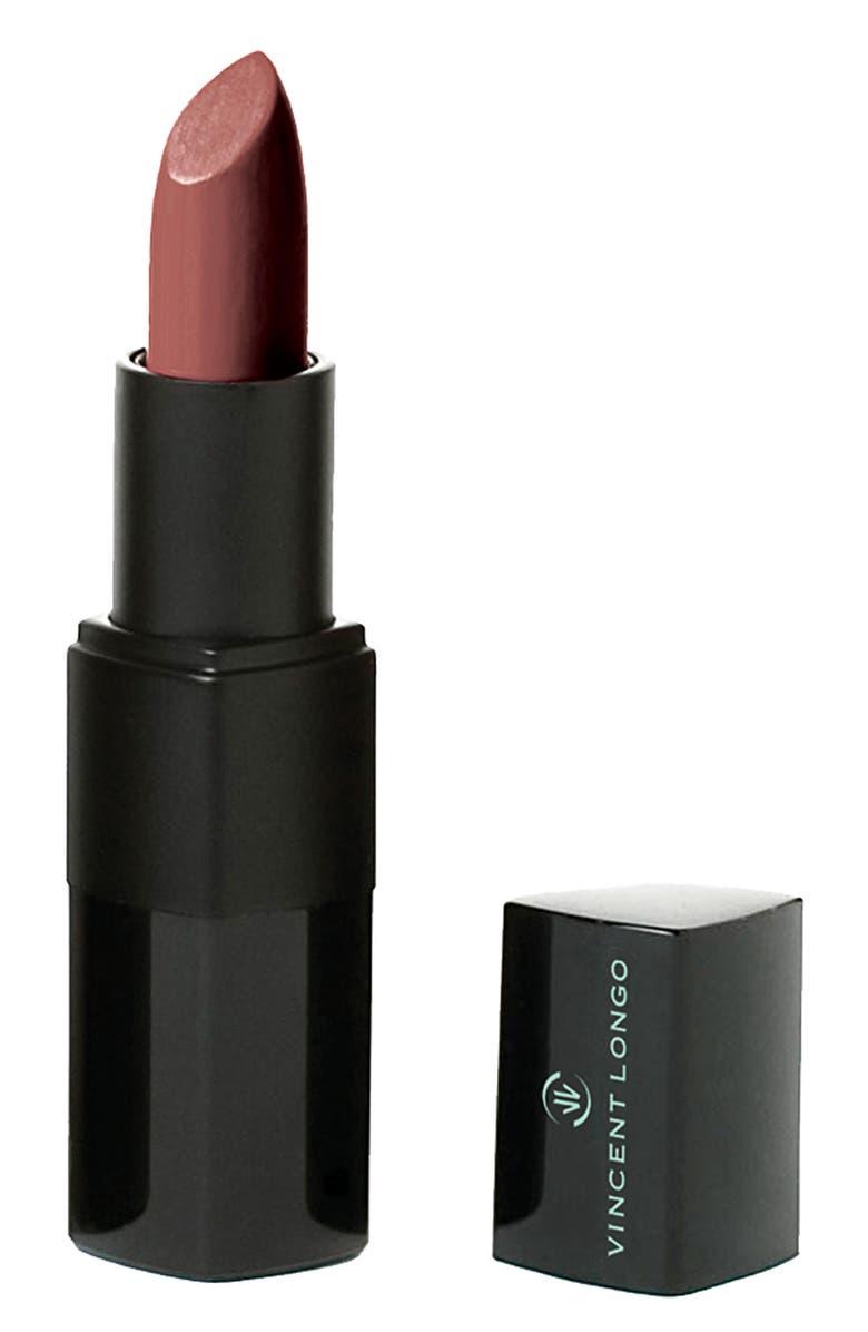 VINCENT LONGO 'Lipstain' SPF 15 Lipstick, Main, color, 200