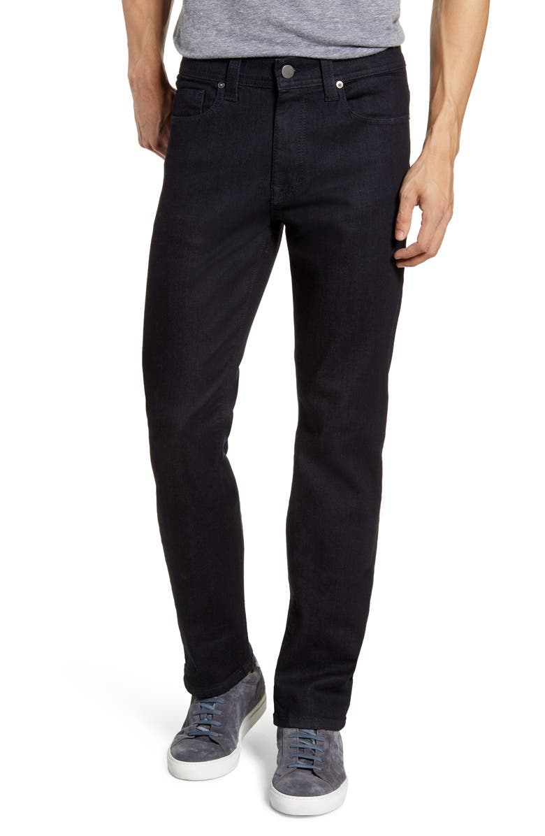 FIDELITY DENIM Jimmy Slim Straight Leg Jeans, Main, color, WESTGATE