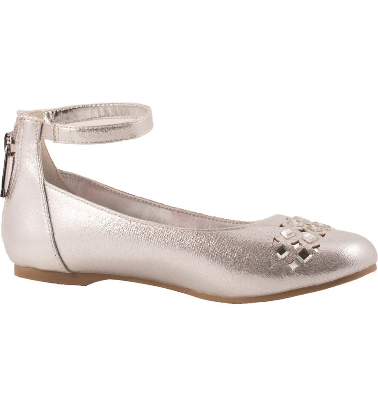 JESSICA SIMPSON Sesame Ankle Strap Flat, Main, color, 040
