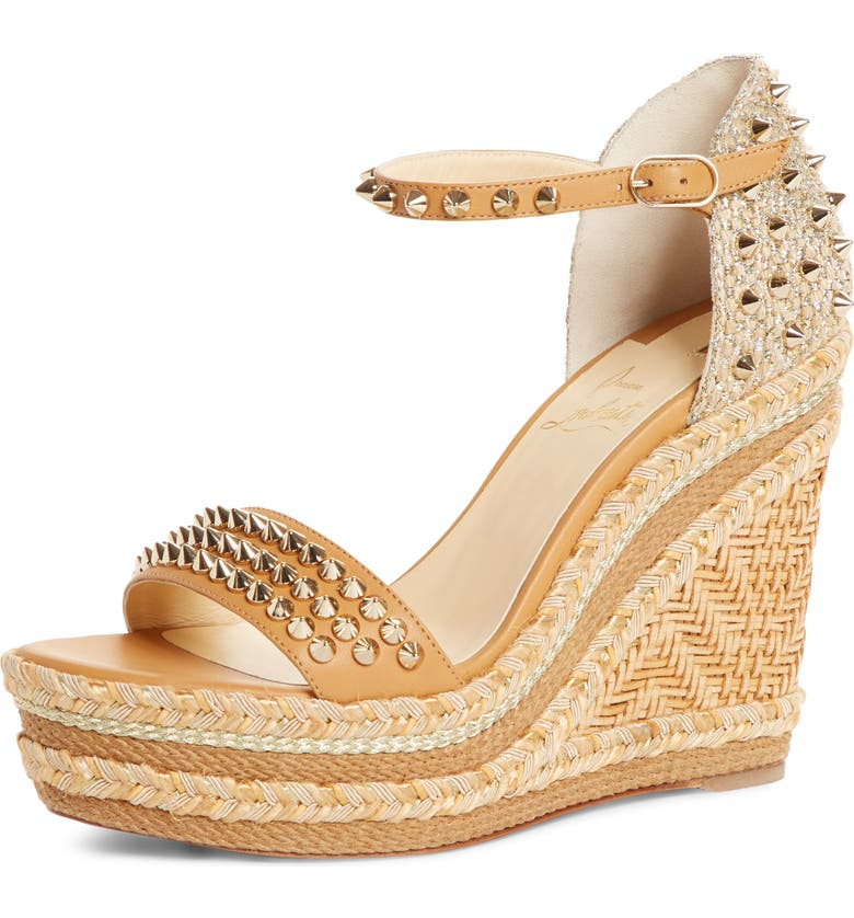 quality design dec04 21658 Madmonica Spike Wedge Sandal