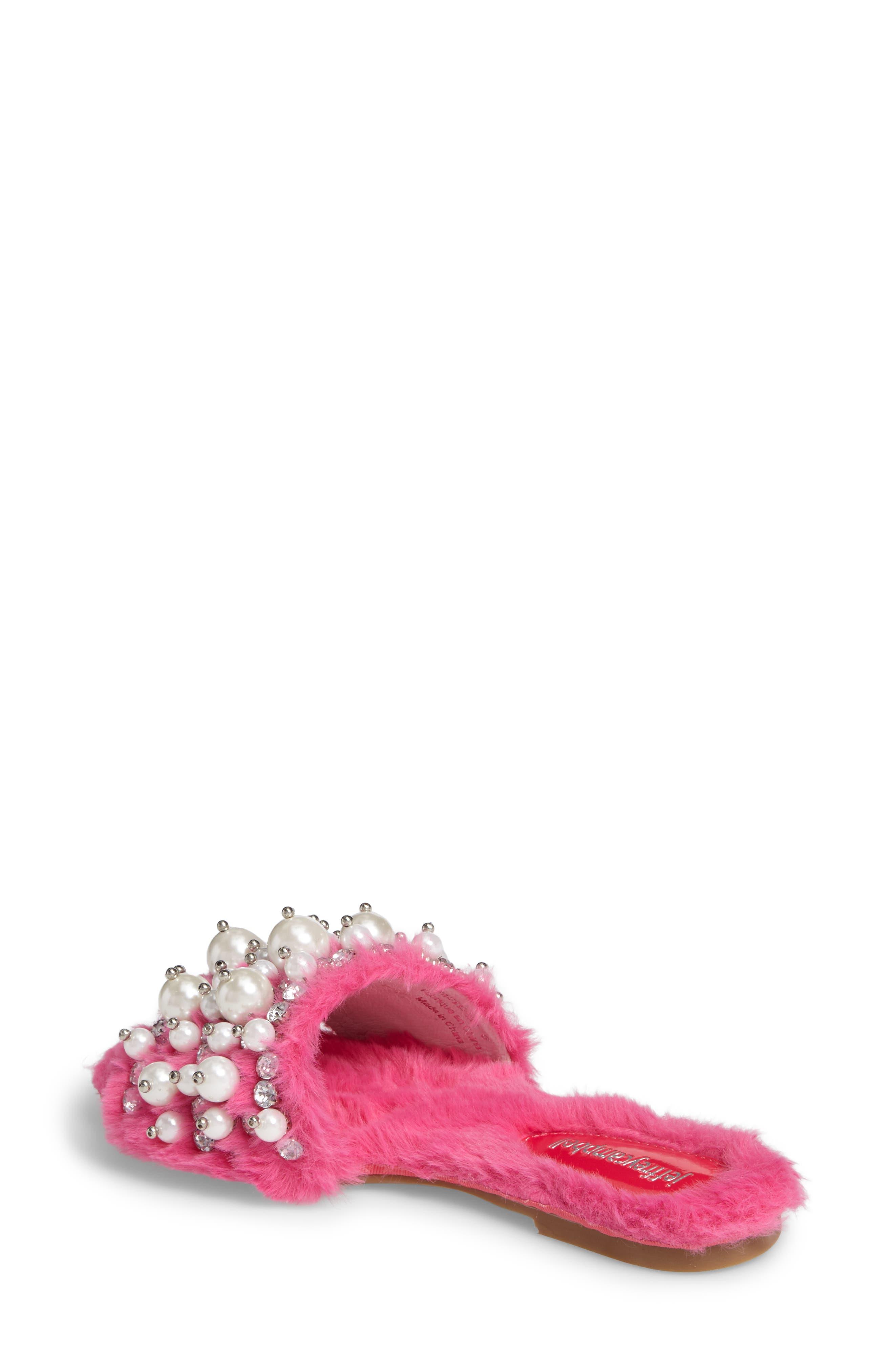 ,                             Facil Embellished Slide Sandal,                             Alternate thumbnail 38, color,                             670