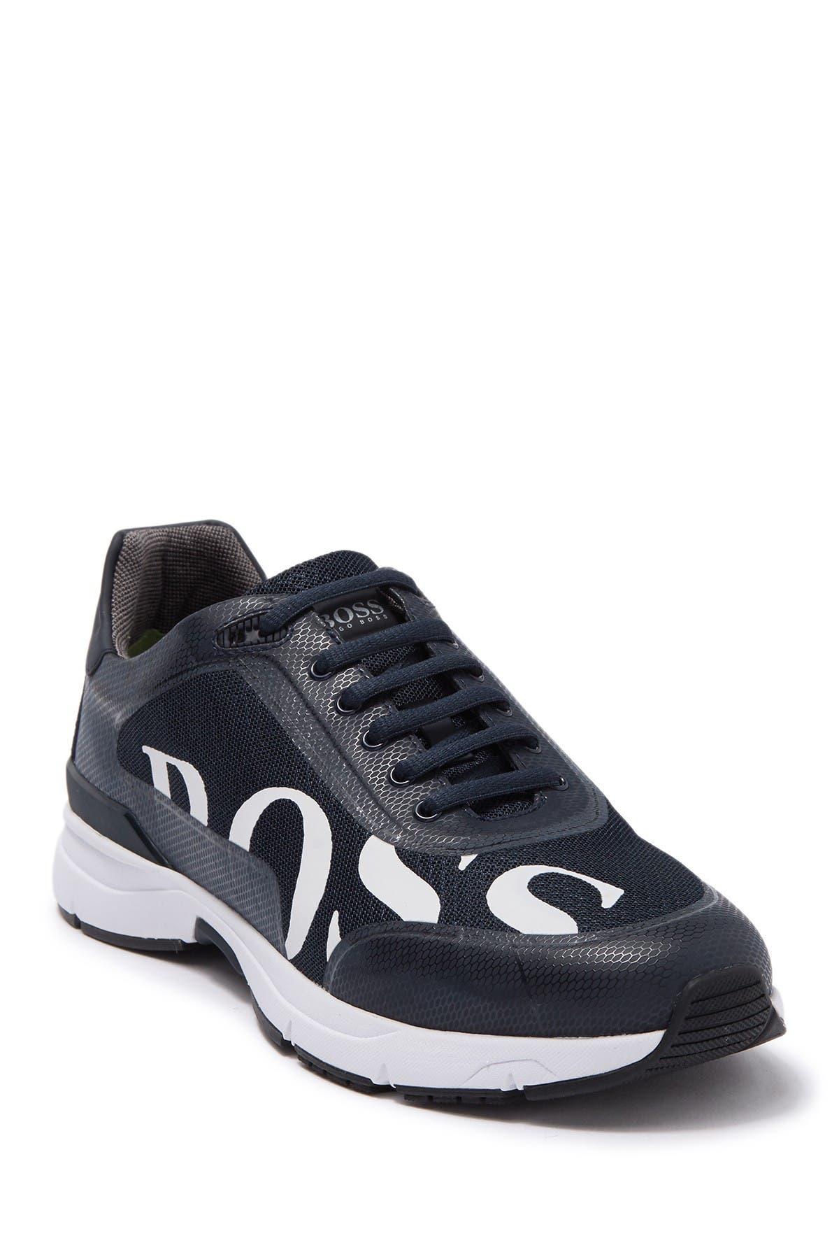Image of BOSS Velocity Run Logo 2 Sneaker