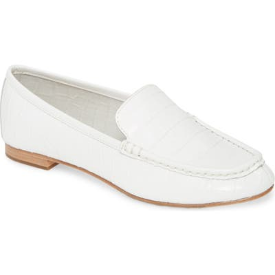 Taryn Rose Collection Diana Loafer, White