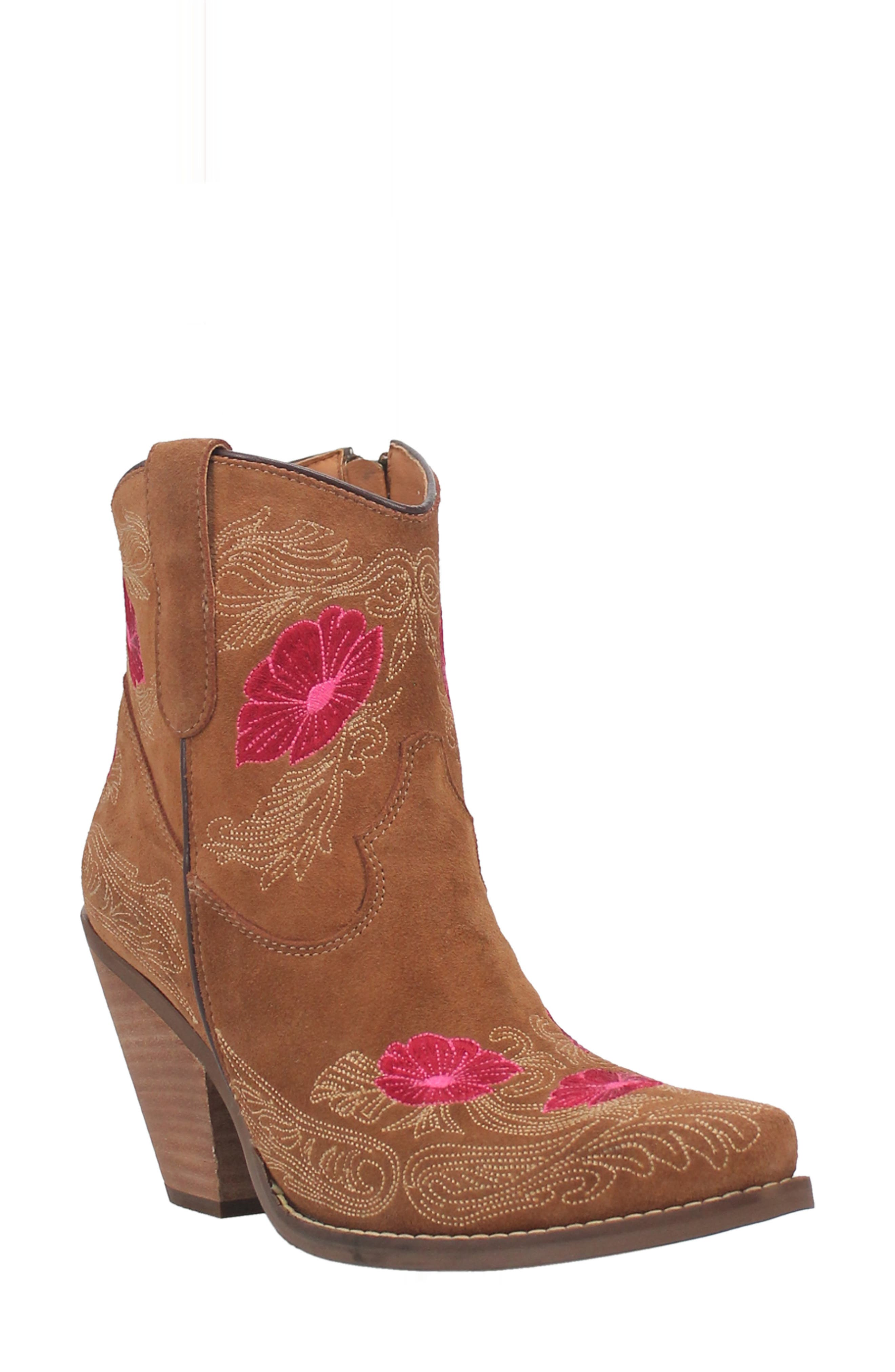 Tootsie Embroidered Western Boot