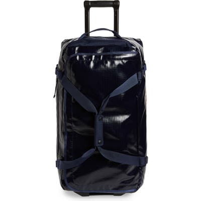 Patagonia Black Hole 70-Liter Rolling Duffel Bag - Blue