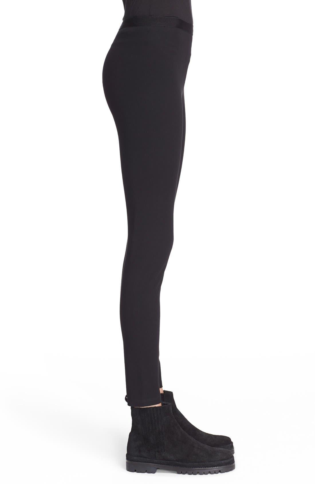 Helmut Lang Pants Mid Rise Leggings