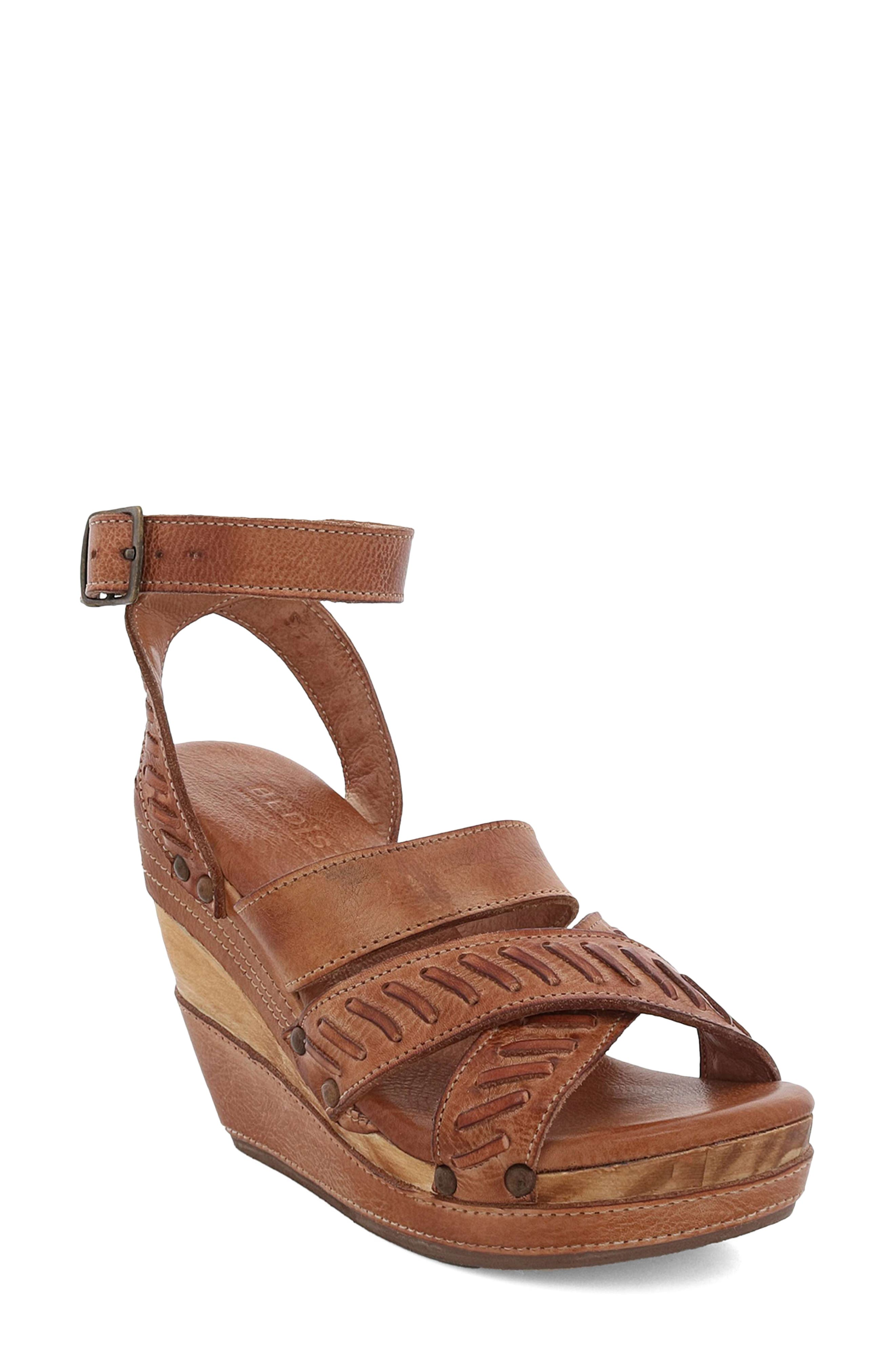 Kaphie Wedge Sandal