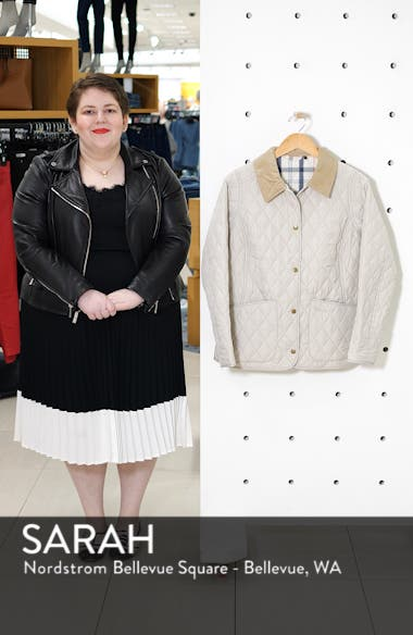 Spring Annandale Quilted Jacket, sales video thumbnail