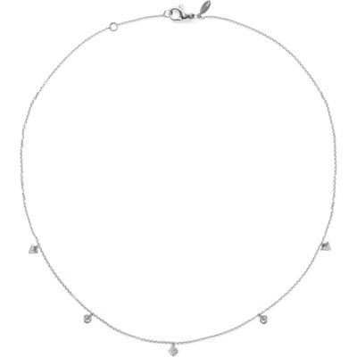 Anzie Cleo Dangling Shapes Necklace
