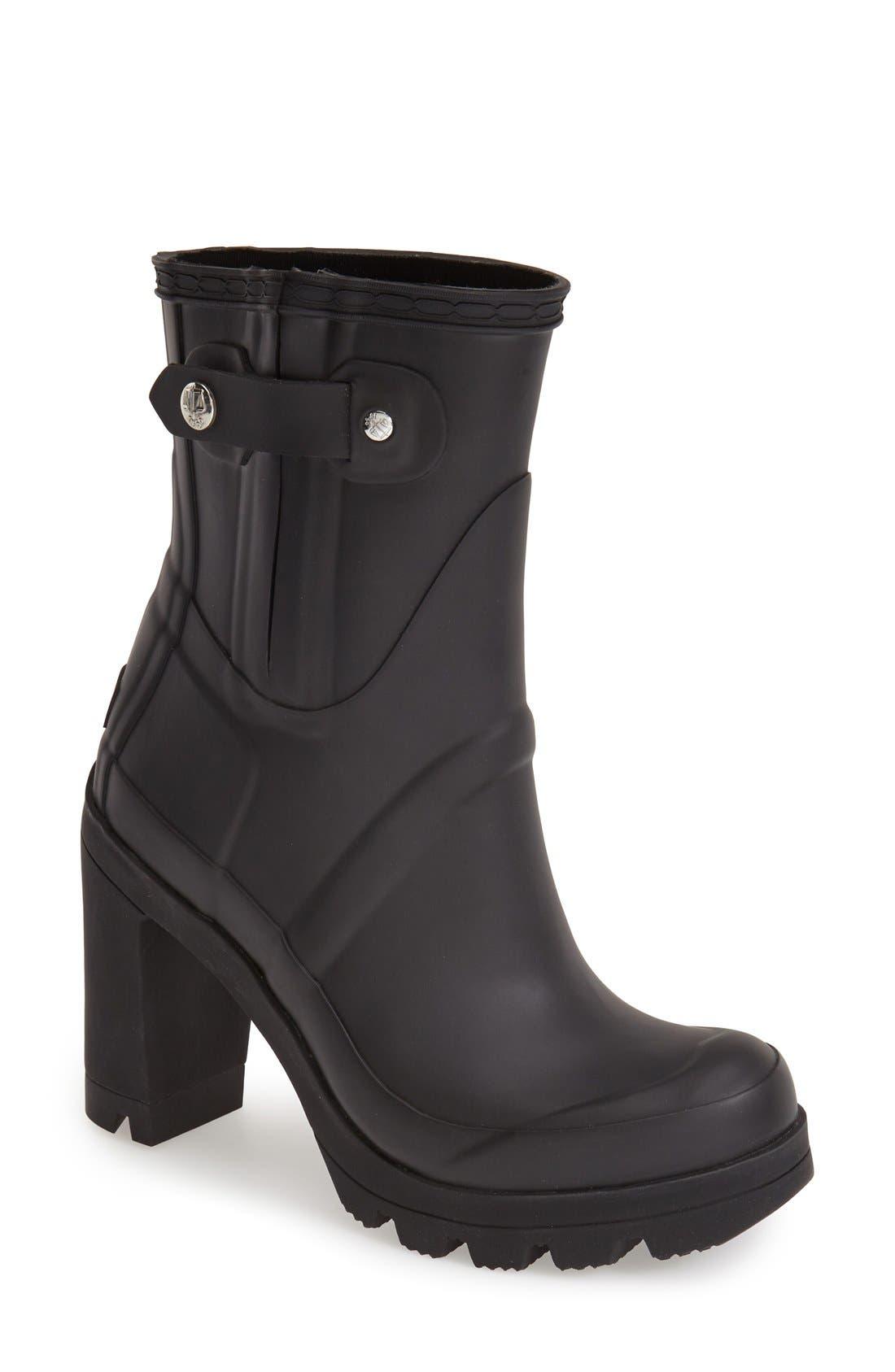 Hunter 'Original - High Heel' Rain Boot