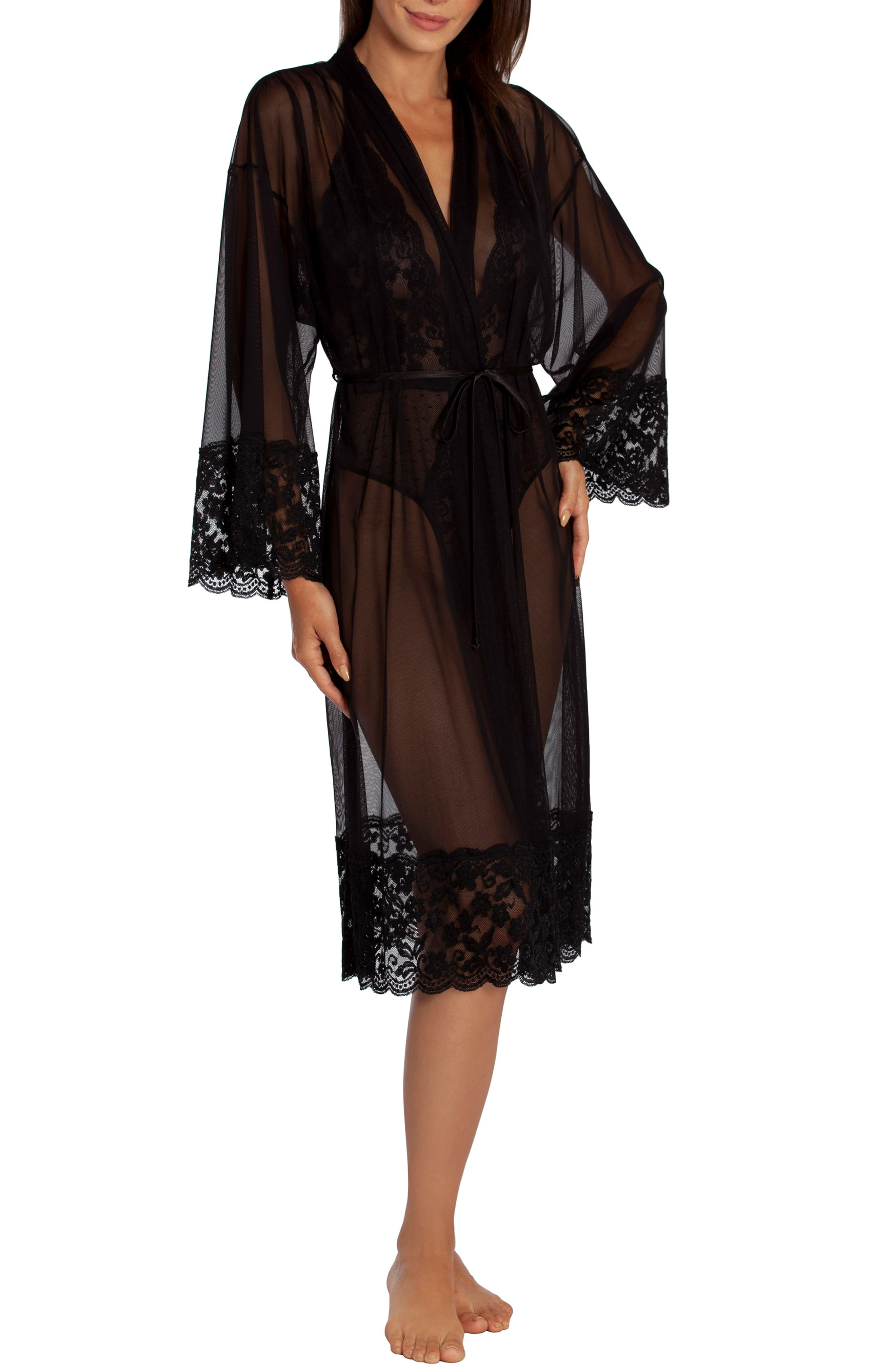 In Bloom by Jonquil Say Yes Sheer Robe