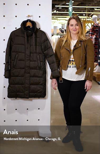 Weatheram Longline Puffer Coat, sales video thumbnail