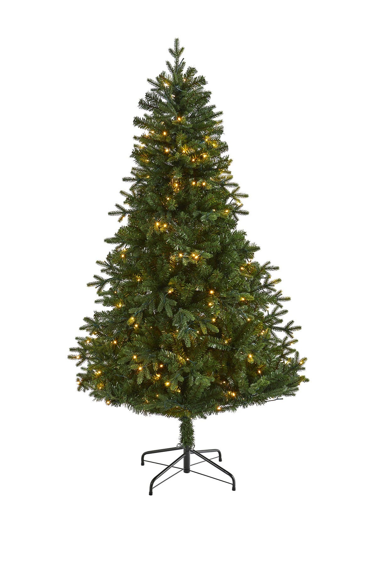 Image of NEARLY NATURAL 6ft. Vermont Fir Artificial Christmas Tree