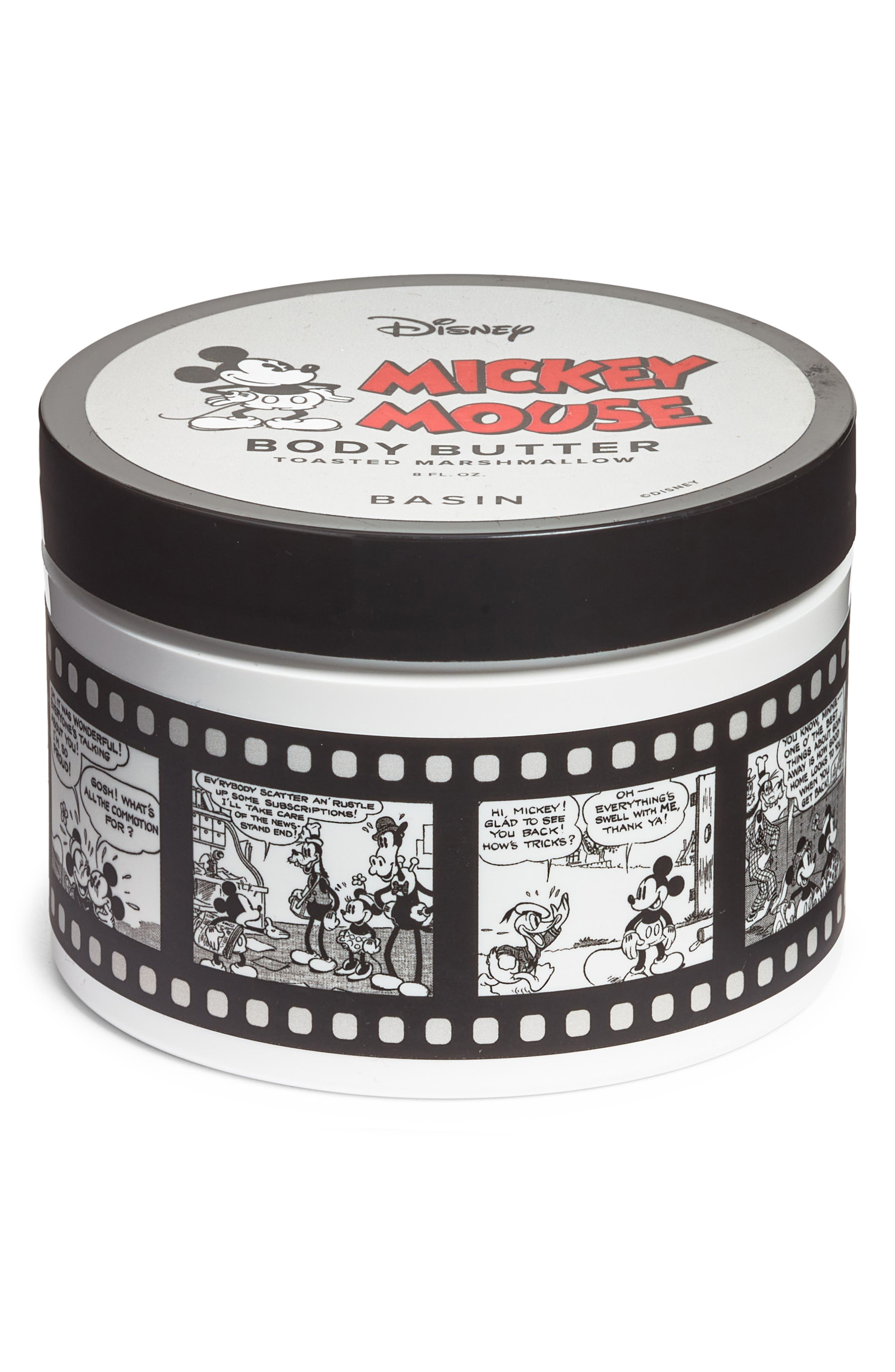 Mickey Mouse Body Butter