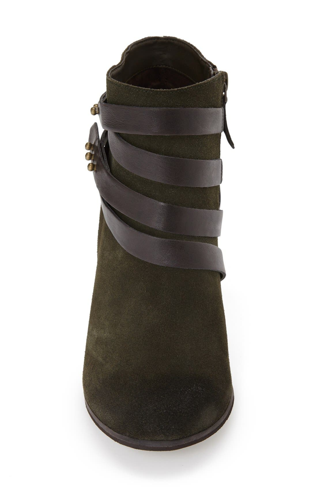 ,                             'Train' Wrap Belted Bootie,                             Alternate thumbnail 30, color,                             360