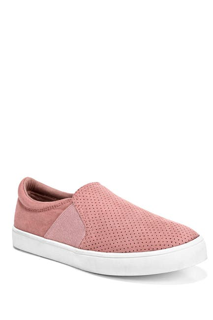 Image of Dr. Scholl's Wander Perforated Slip-On Sneaker