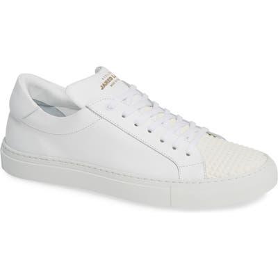 Jared Lang Rome Sneaker, White