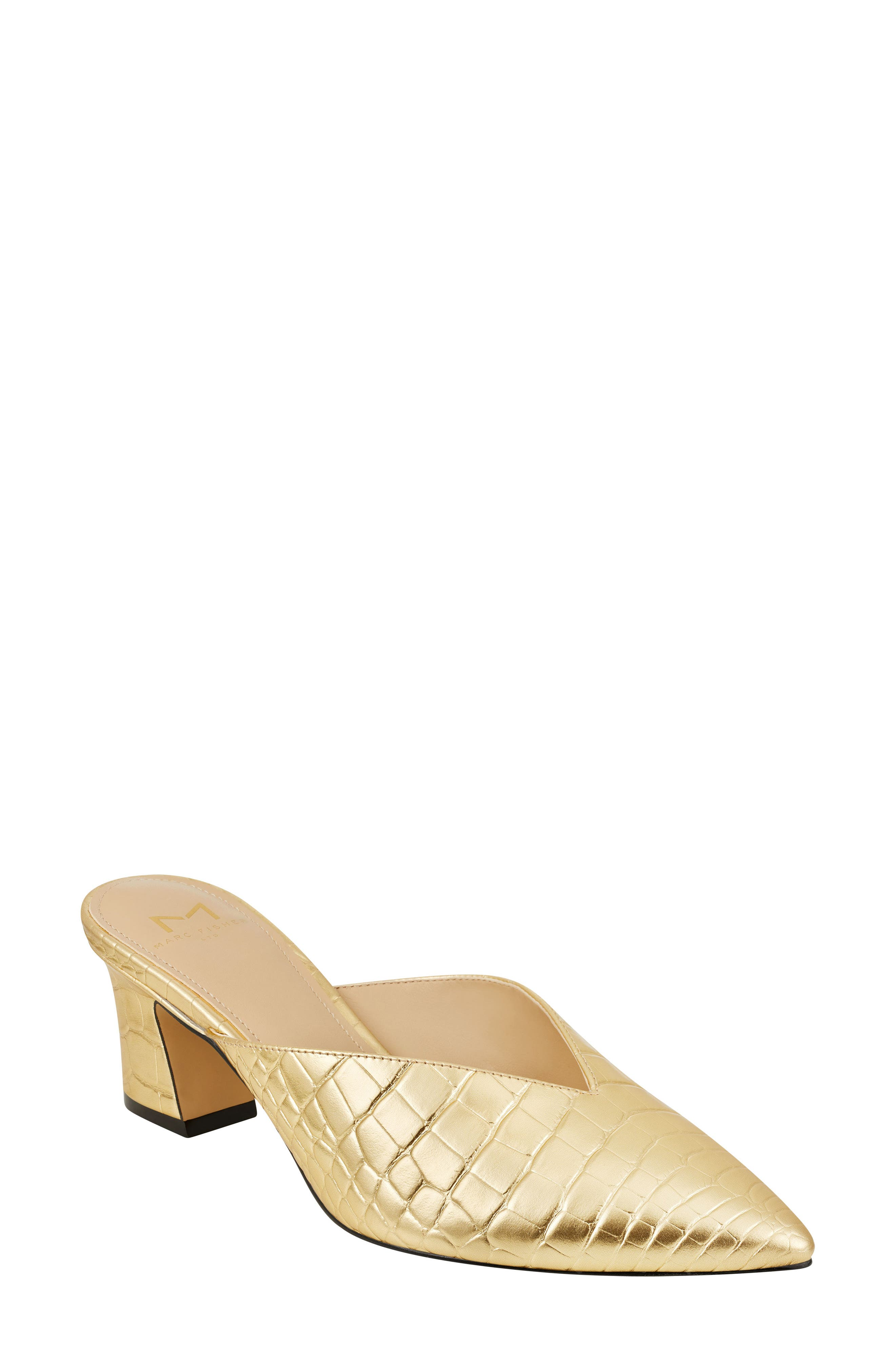 Image of Marc Fisher LTD Bancy Pointed Toe Mule