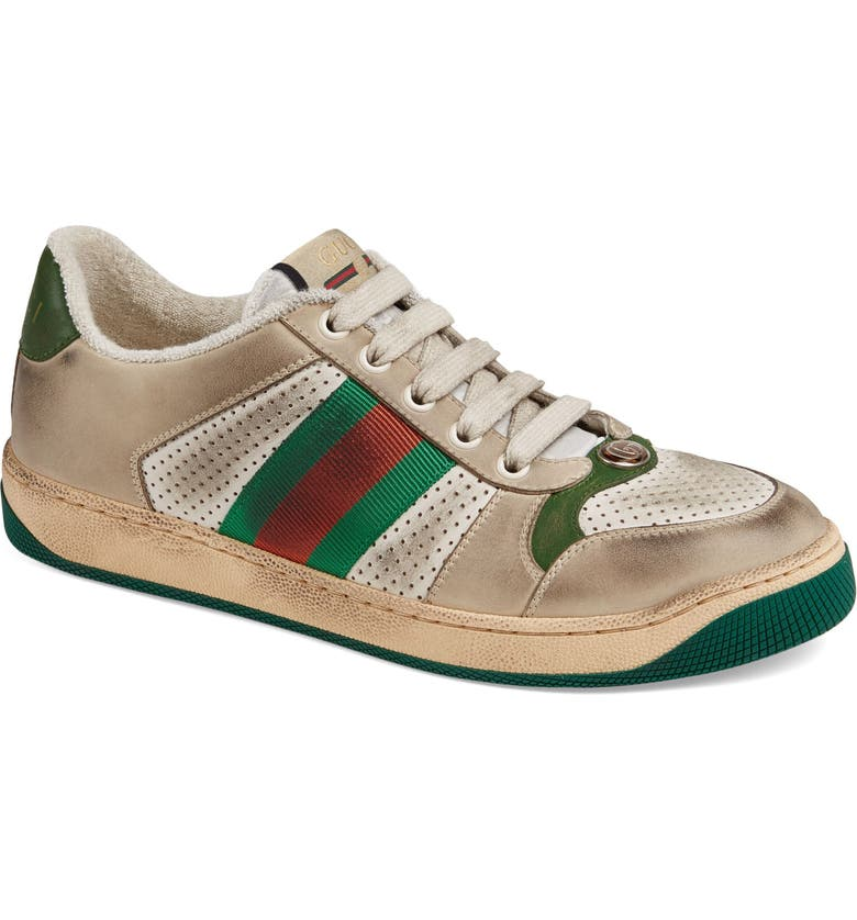 Screener Low Top Sneaker by Gucci