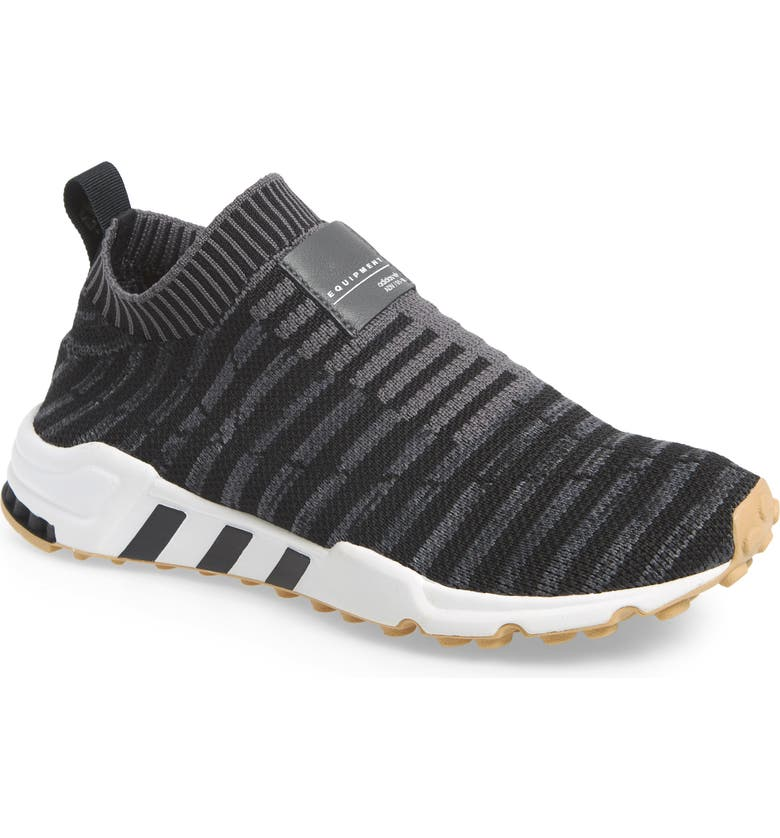 ADIDAS EQT Support Sock Primeknit Sneaker, Main, color, 001