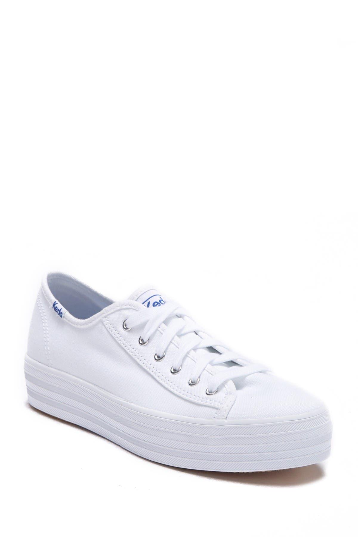 Image of Keds Triple Kick Canvas Sneaker