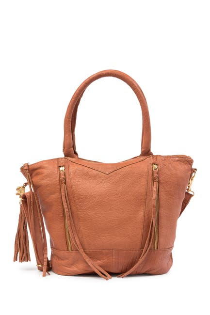 Image of Day & Mood Neel Leather Satchel