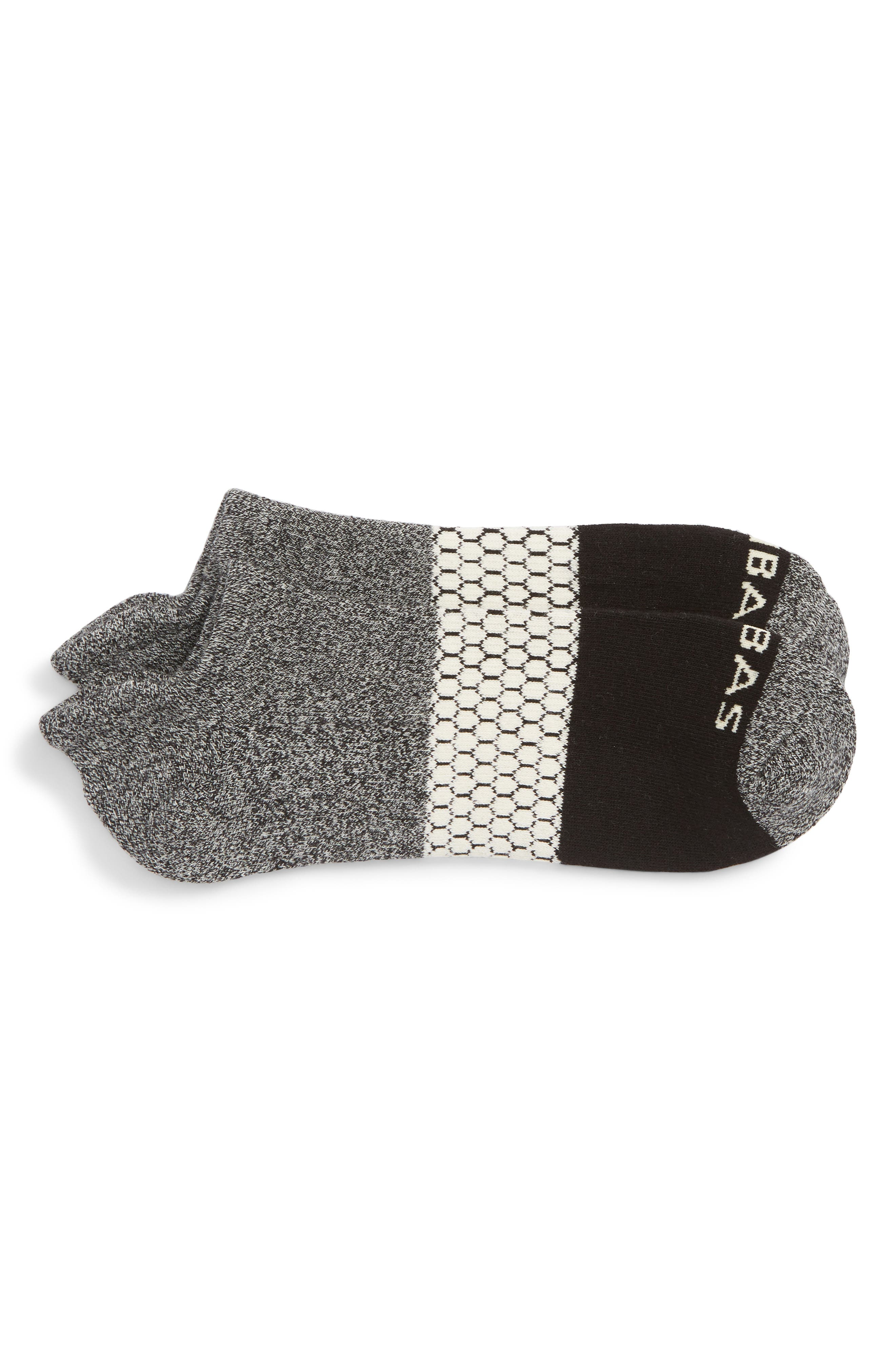 Colorblock Ankle Socks