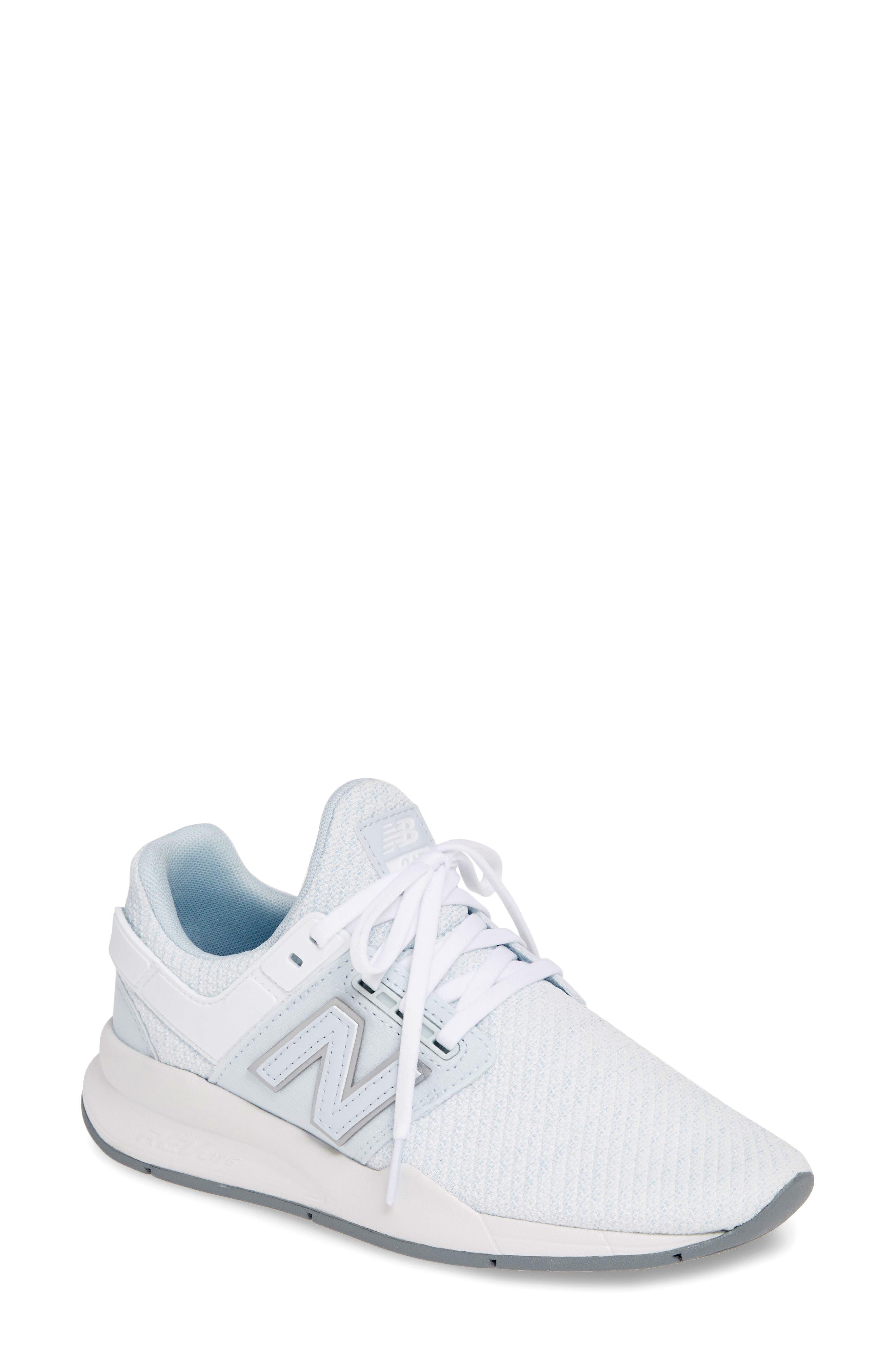 New Balance 247 Sneaker B - Grey
