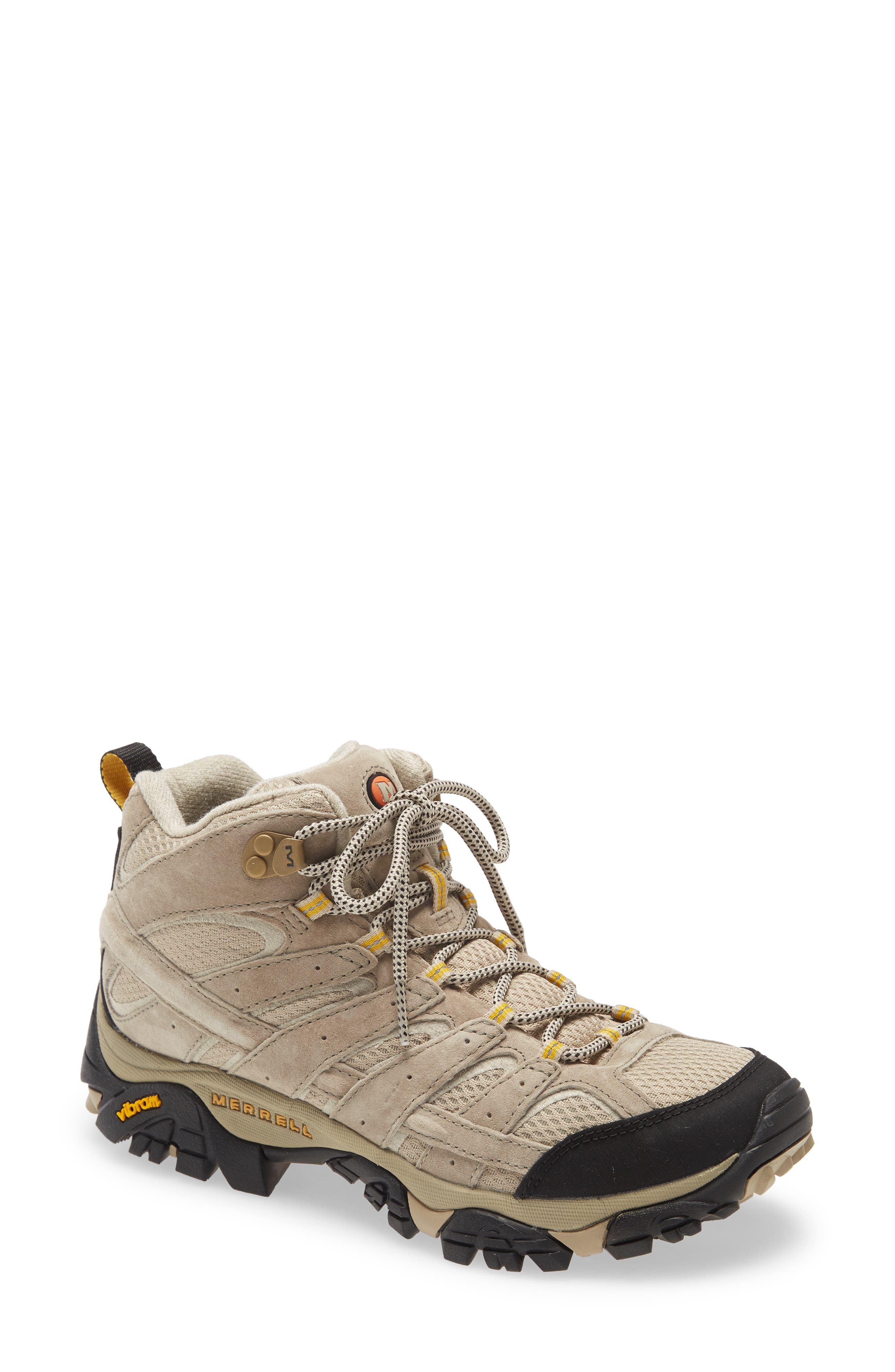 Moab 2 Mid Ventilator Shoe