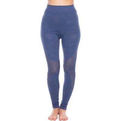 Honeydew Keagan High Waist Leggings, Blue