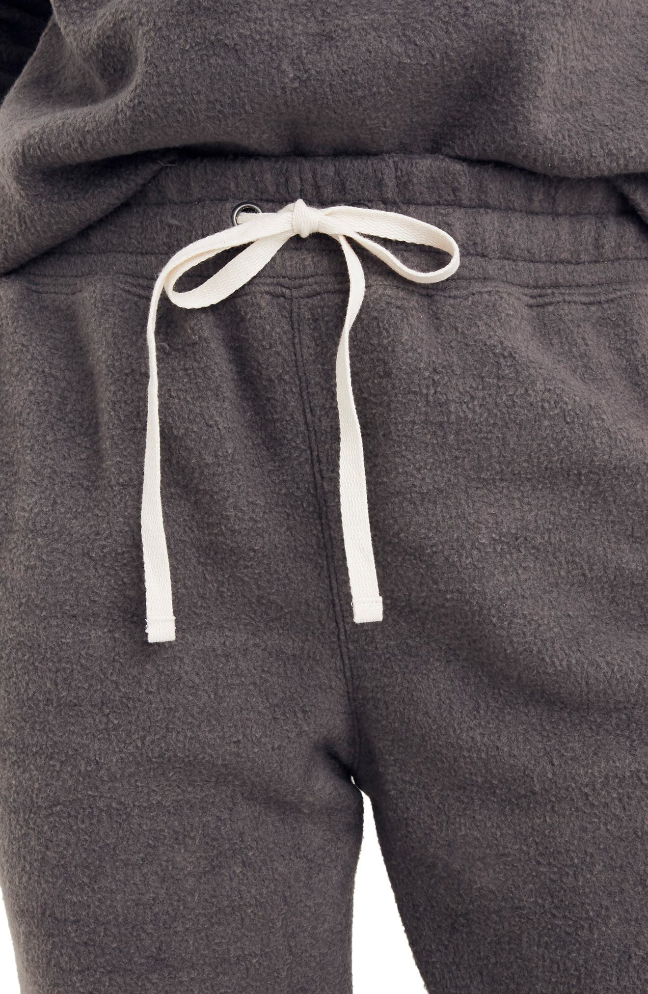 ,                             Fleece Pajama Sweatpants,                             Alternate thumbnail 8, color,                             021