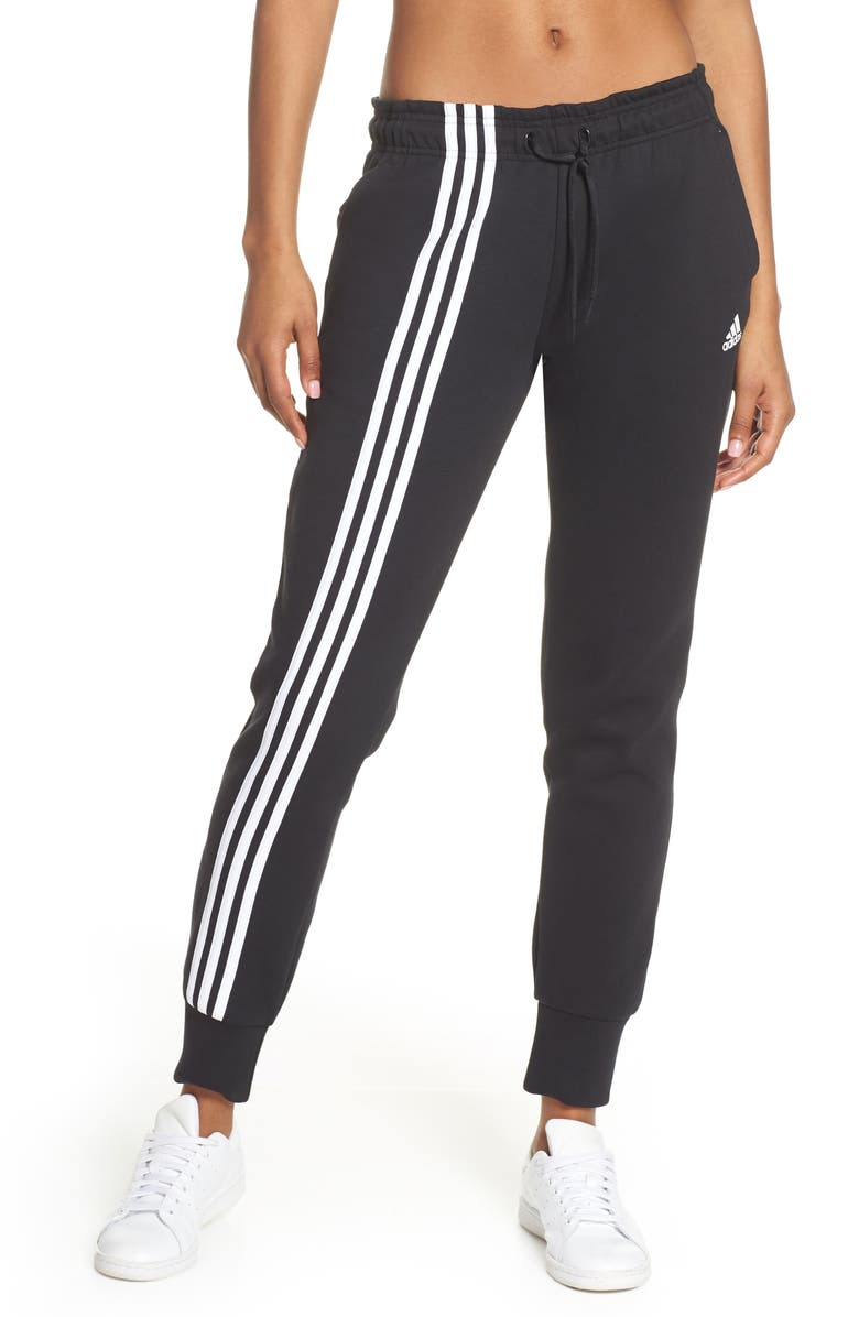 ADIDAS Must Haves 3-Stripes Pants, Main, color, 001