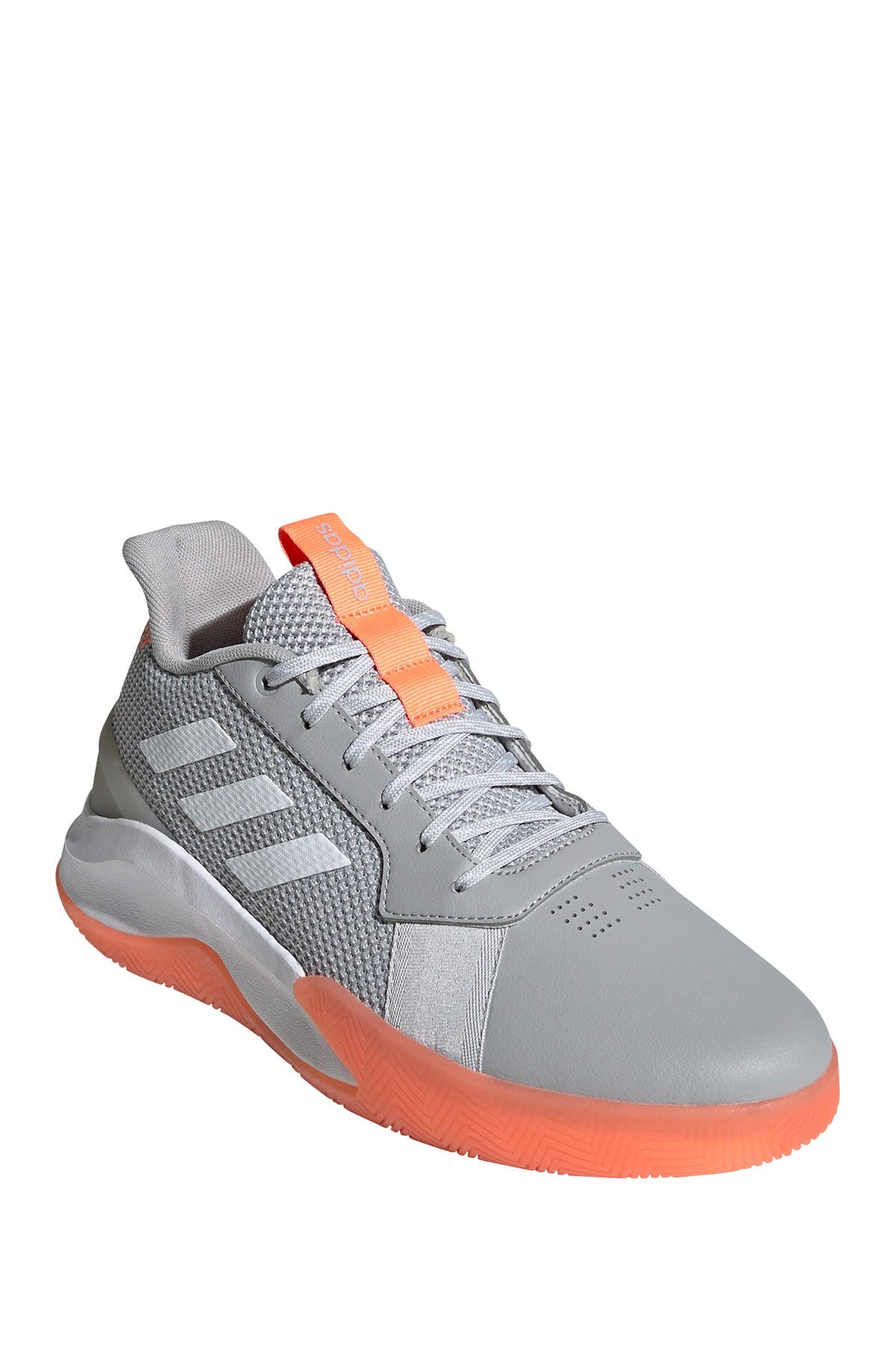 Image of adidas RunTheGame Basketball Shoe