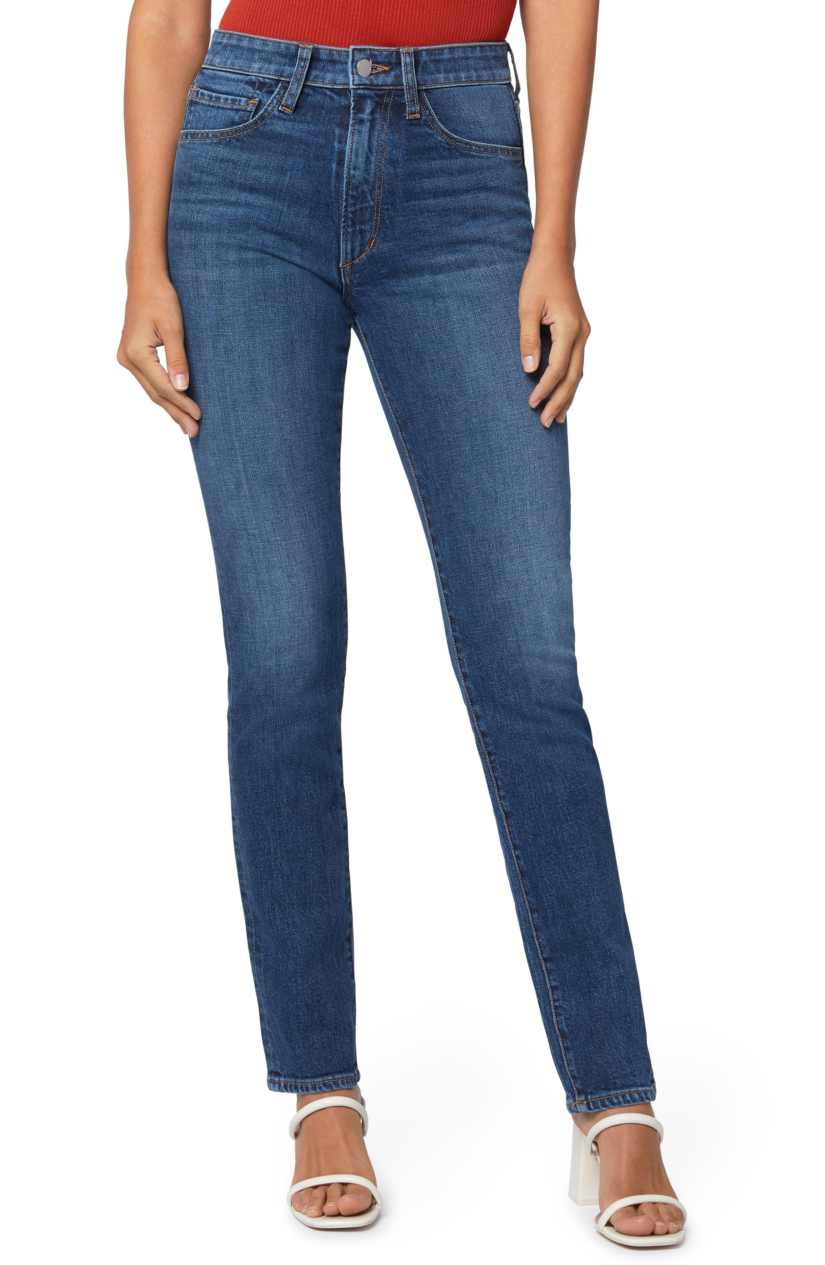 Image of Joe's Jeans The Luna Straight Leg Jeans