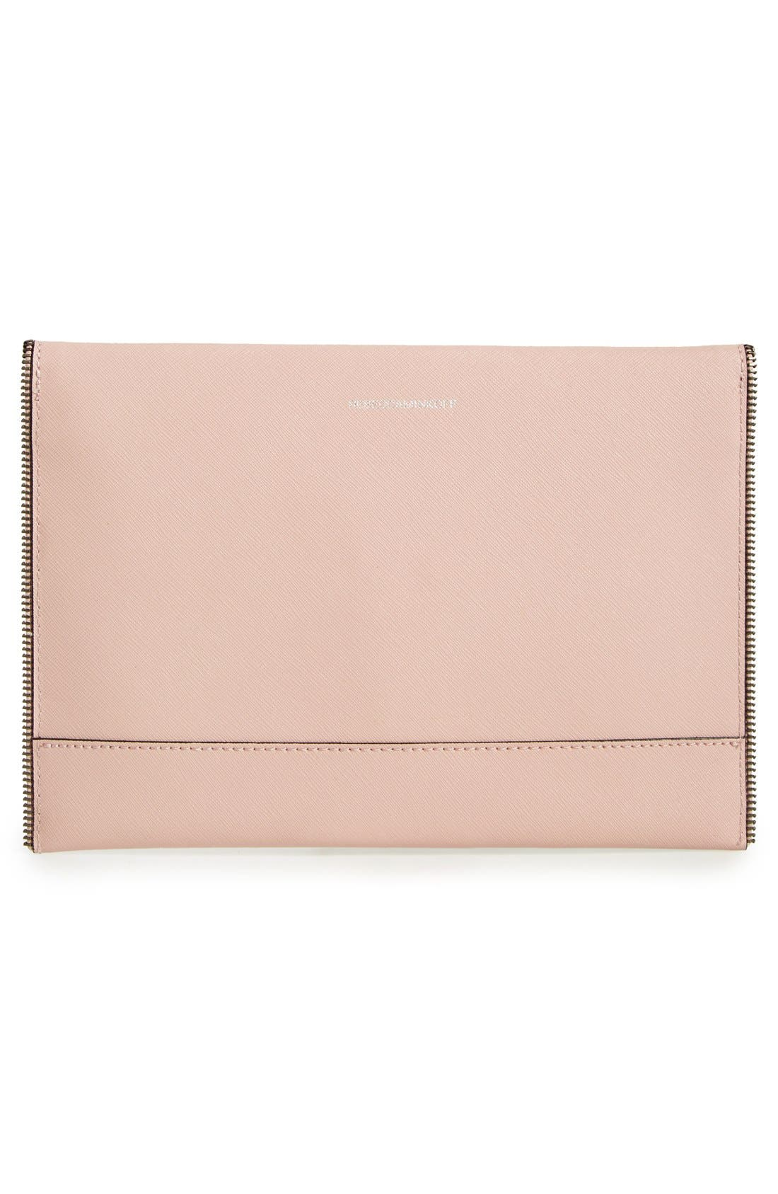 ,                             Leo Envelope Clutch,                             Alternate thumbnail 138, color,                             252
